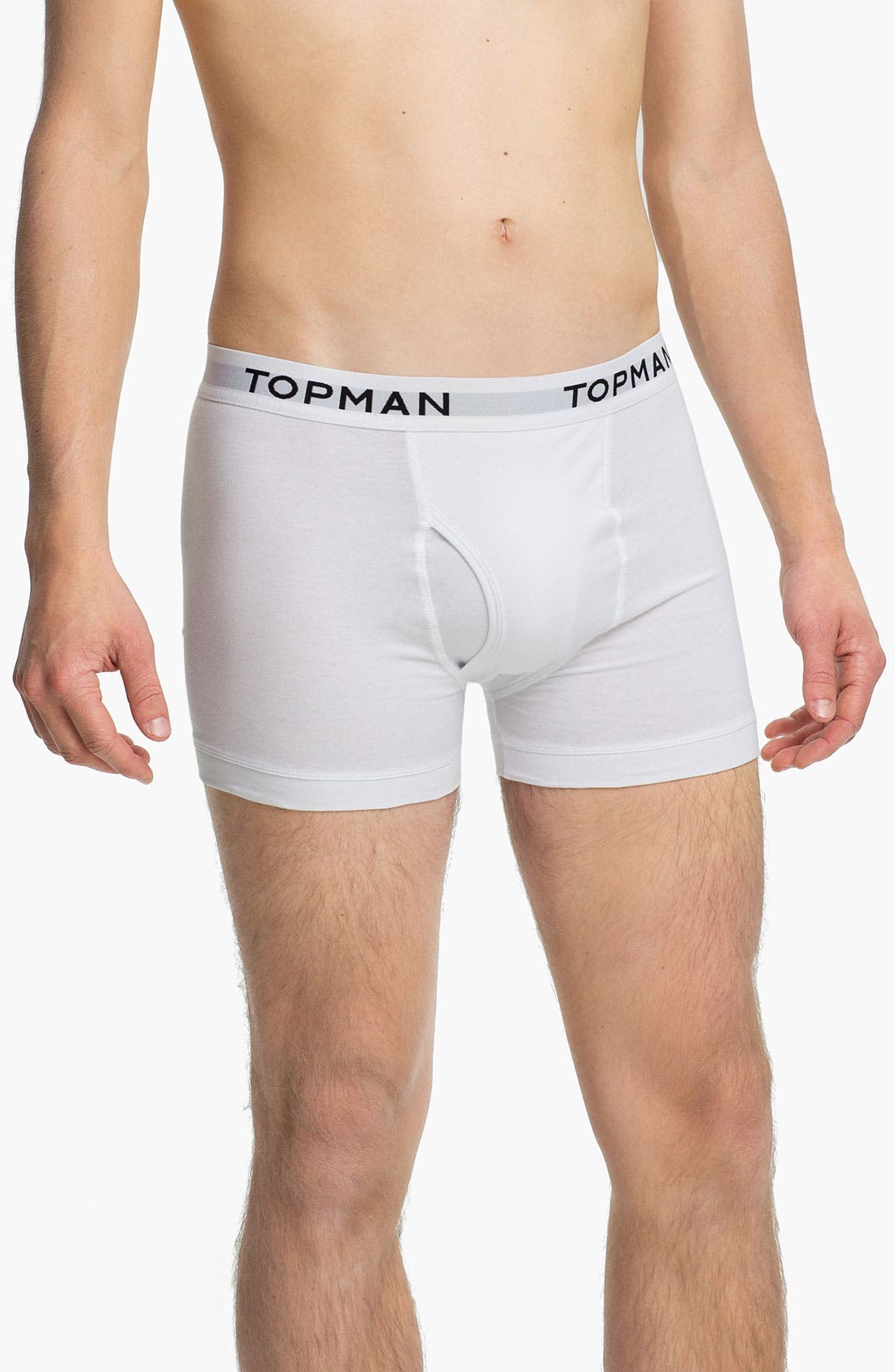 Alternate Image 2  - Topman Boxer Briefs (3-Pack)