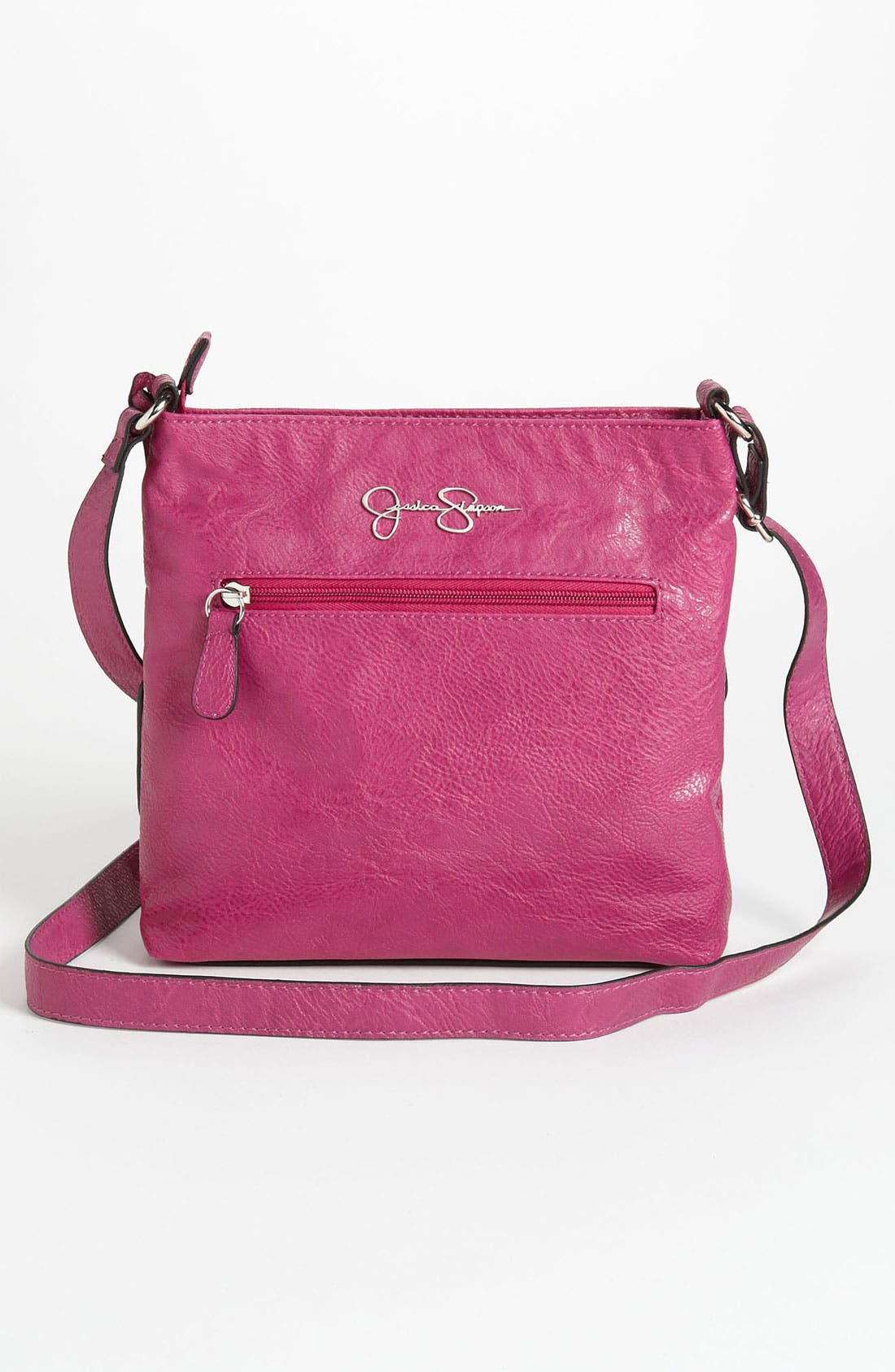 Alternate Image 4  - Jessica Simpson 'Chelsea' Crossbody Bag