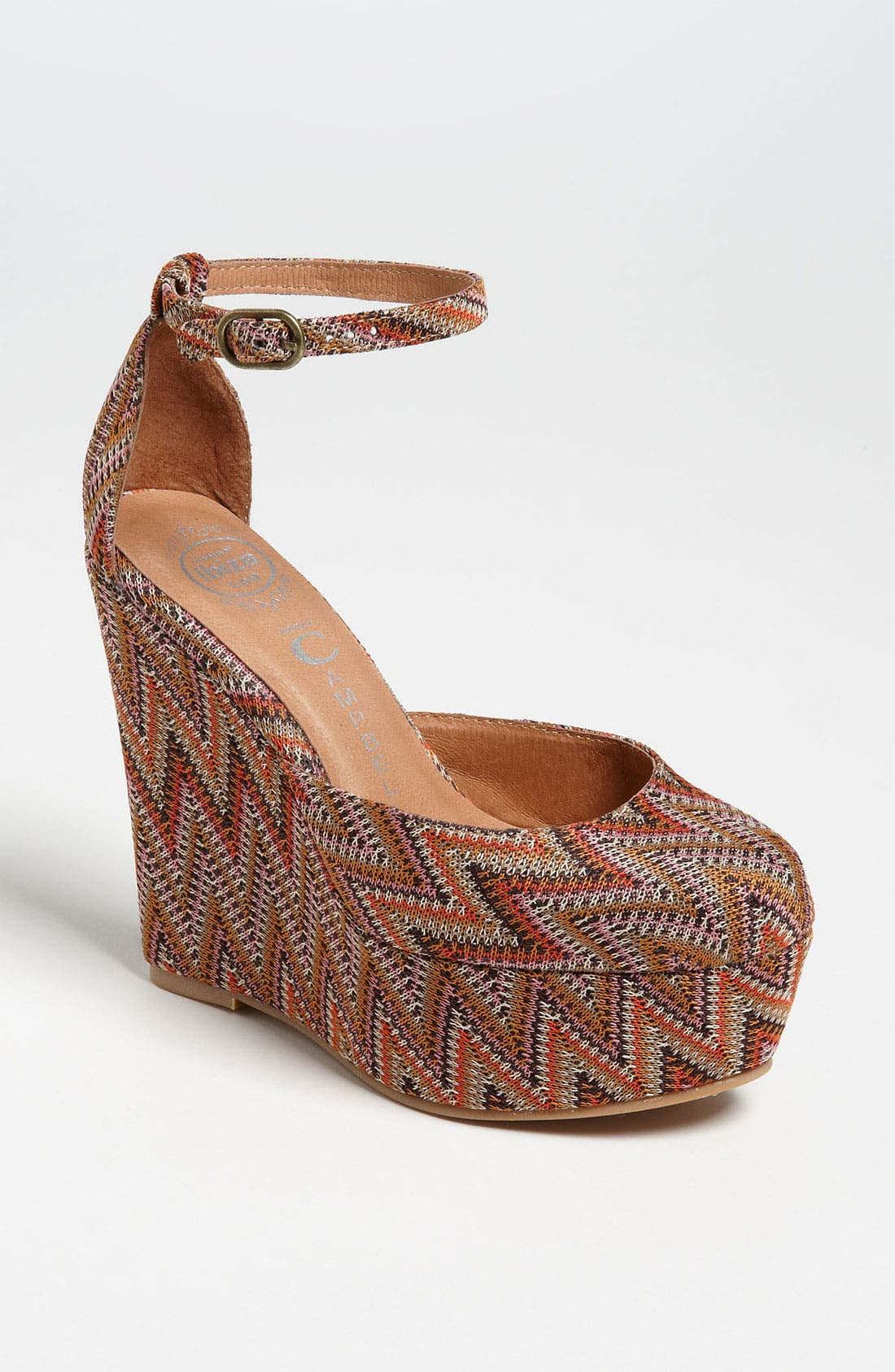 Alternate Image 1 Selected - Jeffrey Campbell 'Bette' Wedge