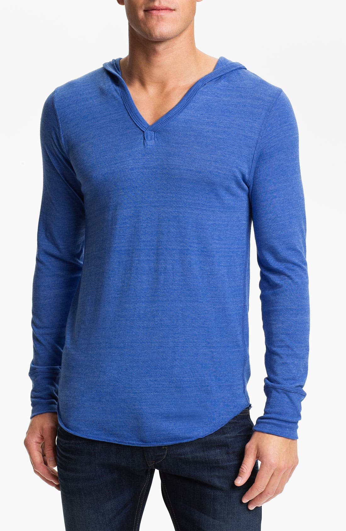 Main Image - Alternative Heathered Pullover