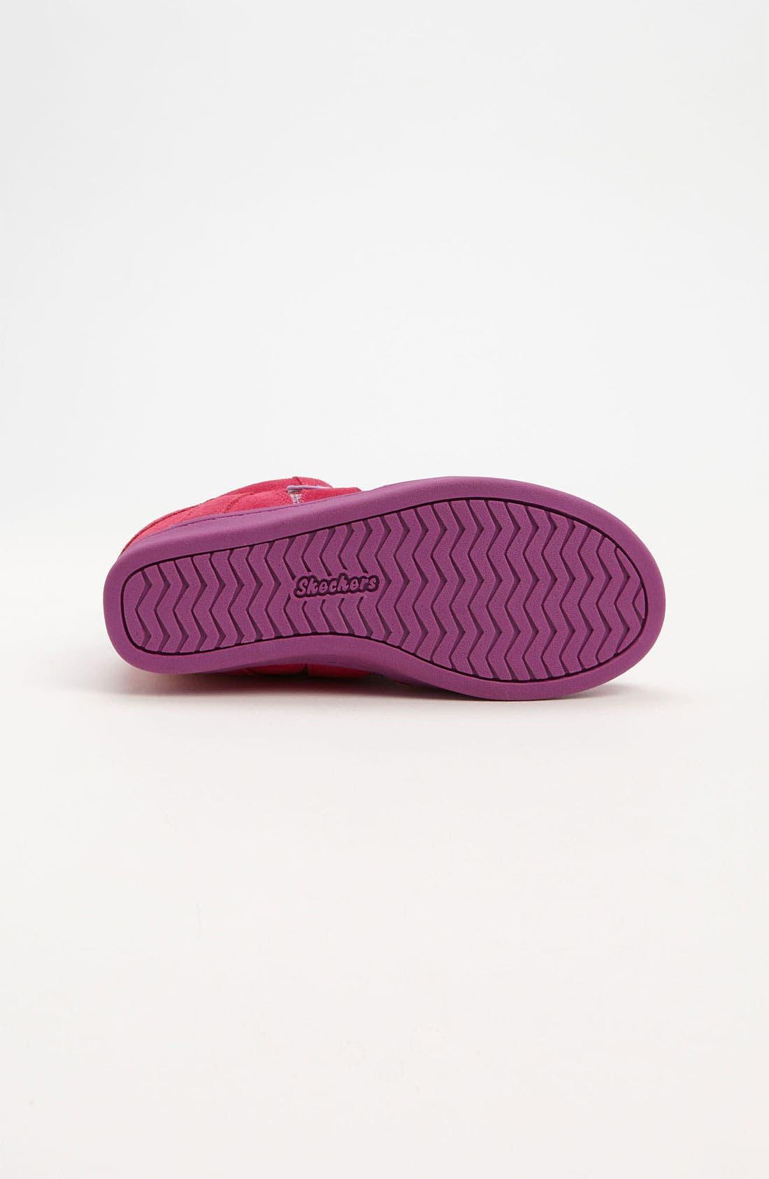 Alternate Image 4  - SKECHERS 'Plus 2' Wedge Sneaker (Little Kid)