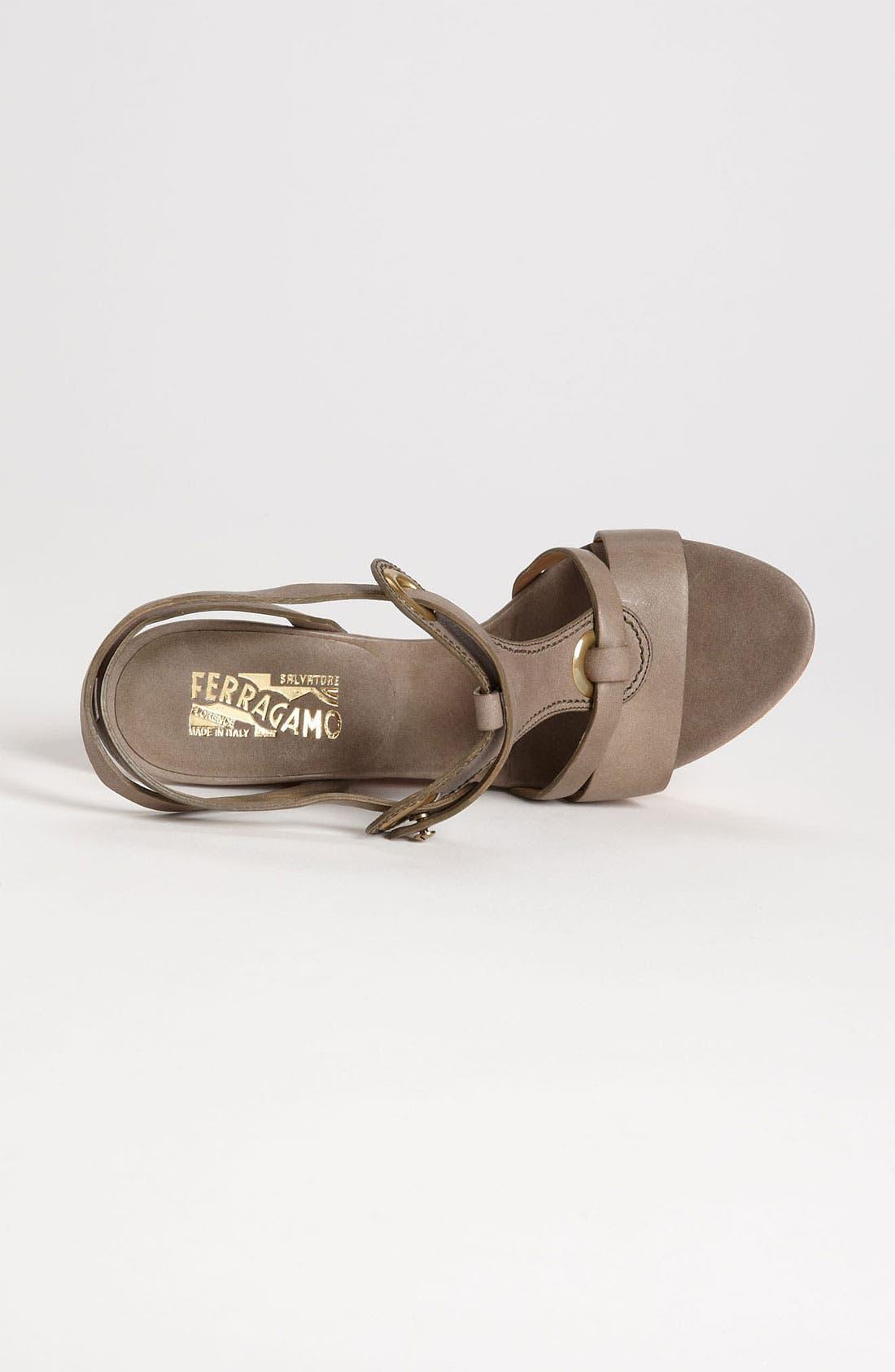 Alternate Image 3  - Salvatore Ferragamo 'Stefy' Sandal
