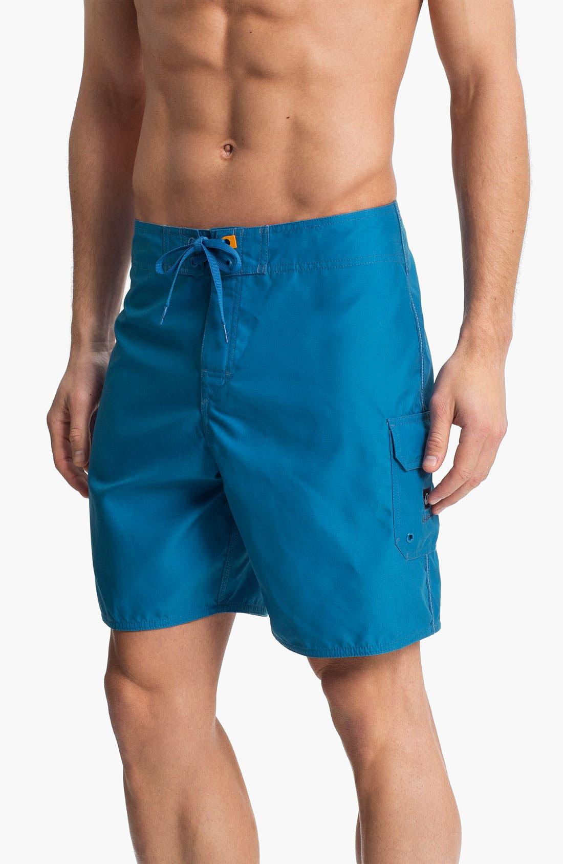 Alternate Image 1 Selected - Quiksilver Waterman 'Rocky 2' Board Shorts