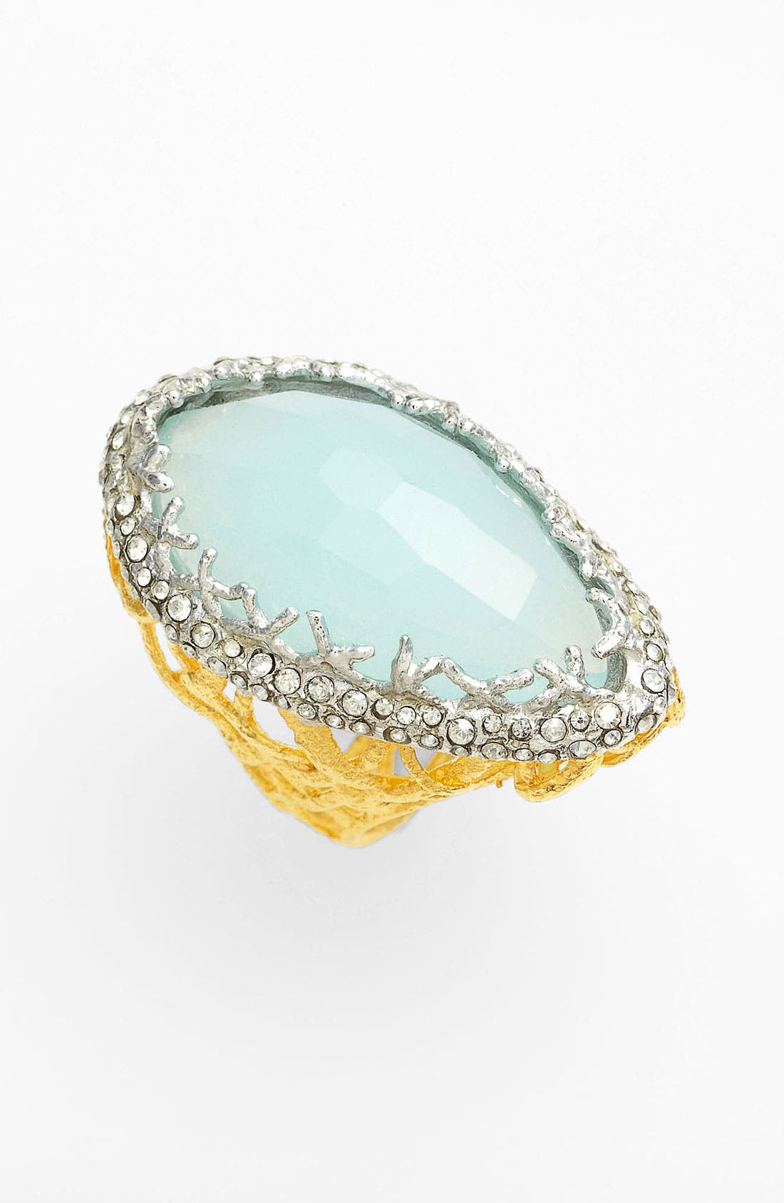 Alternate Image 1 Selected - Alexis Bittar 'Elements - Siyabona' Woven Stone Ring
