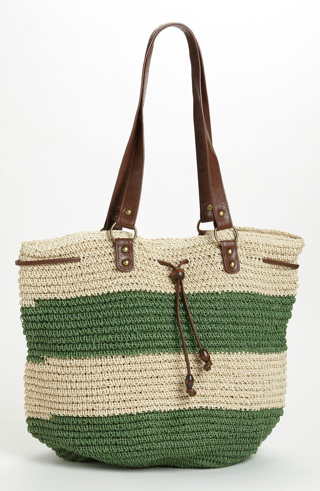 Alternate Image 1 Selected - Straw Studios Drawstring Tote