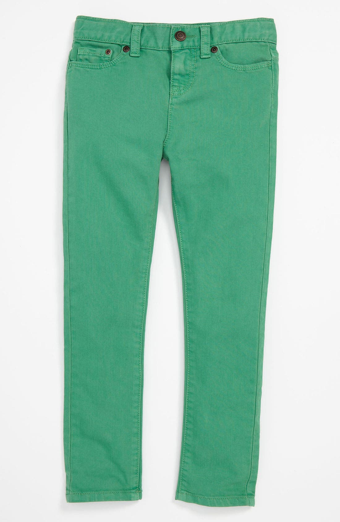 Alternate Image 2  - Tucker + Tate Skinny Leg Jeans (Little Girls)