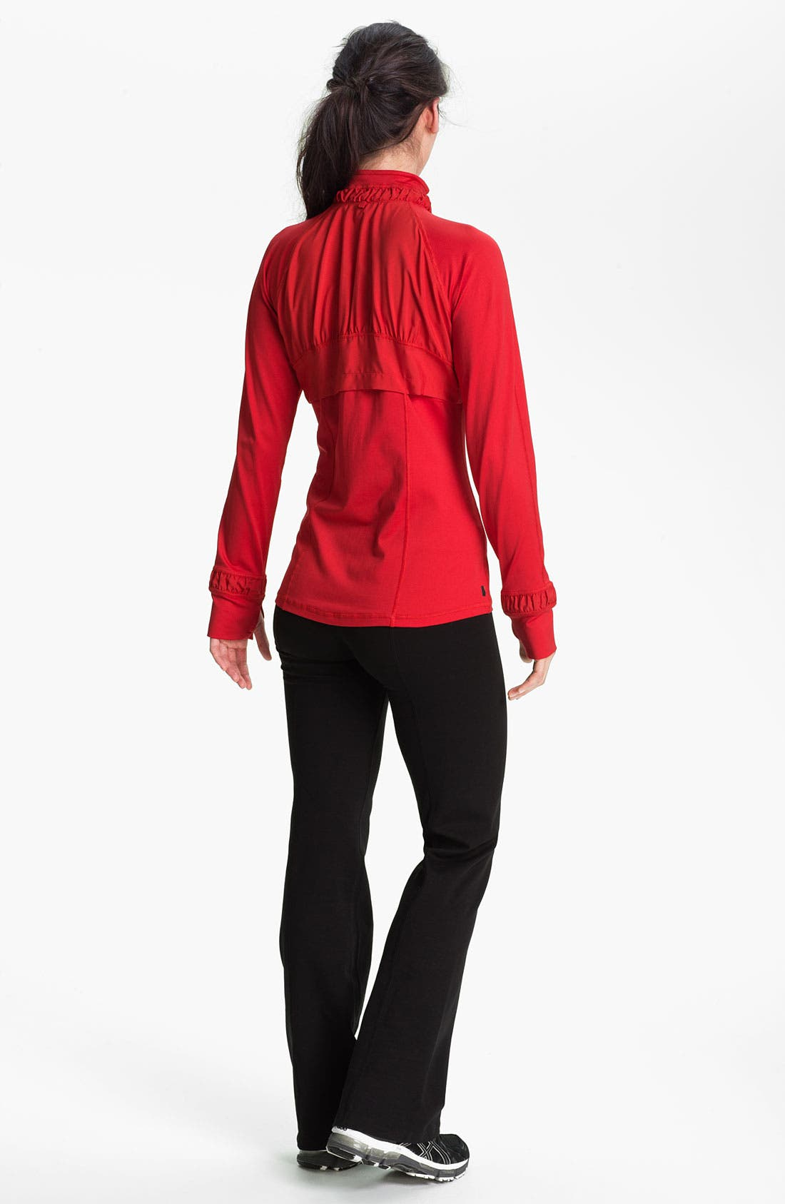 Alternate Image 4  - SPANX® 'Contour' Activewear Jacket