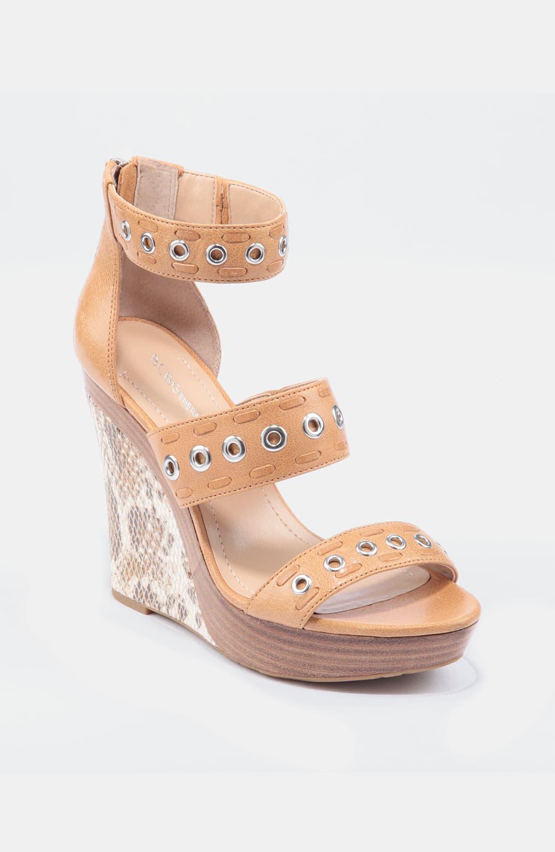 Alternate Image 1 Selected - BCBGeneration 'Cirby' Sandal