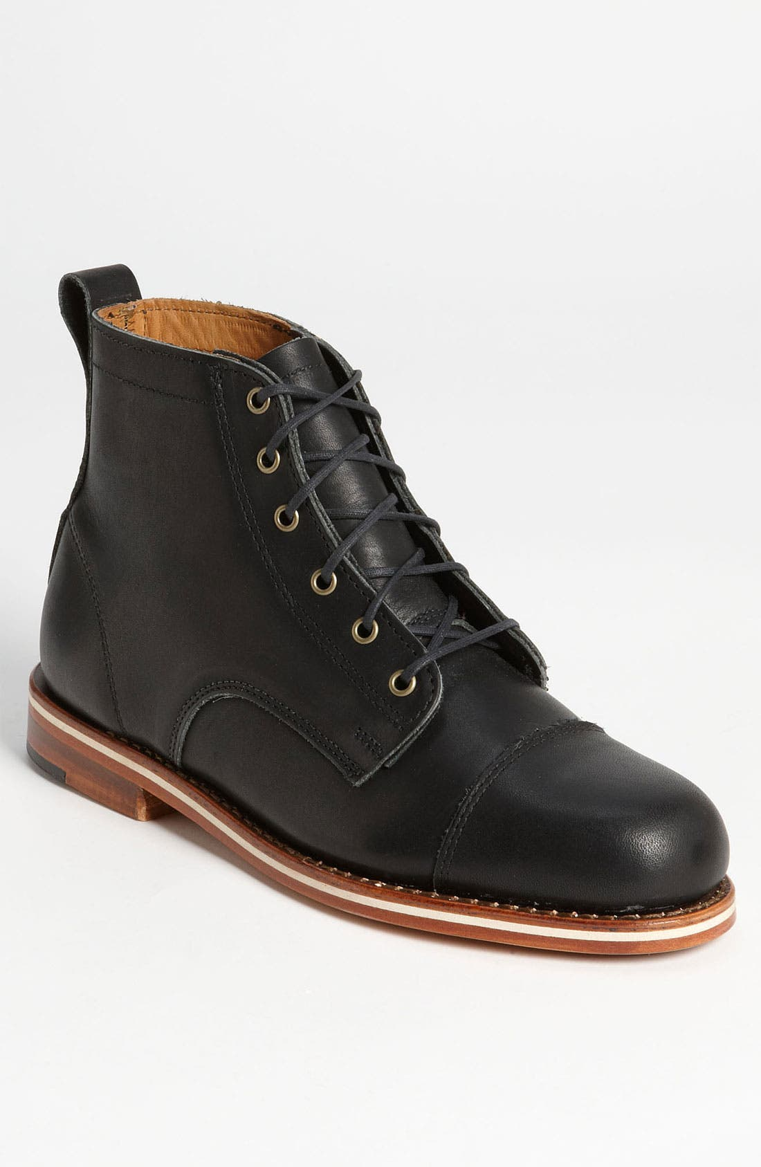 Main Image - HELM 'Muller' Cap Toe Boot (Online Only)