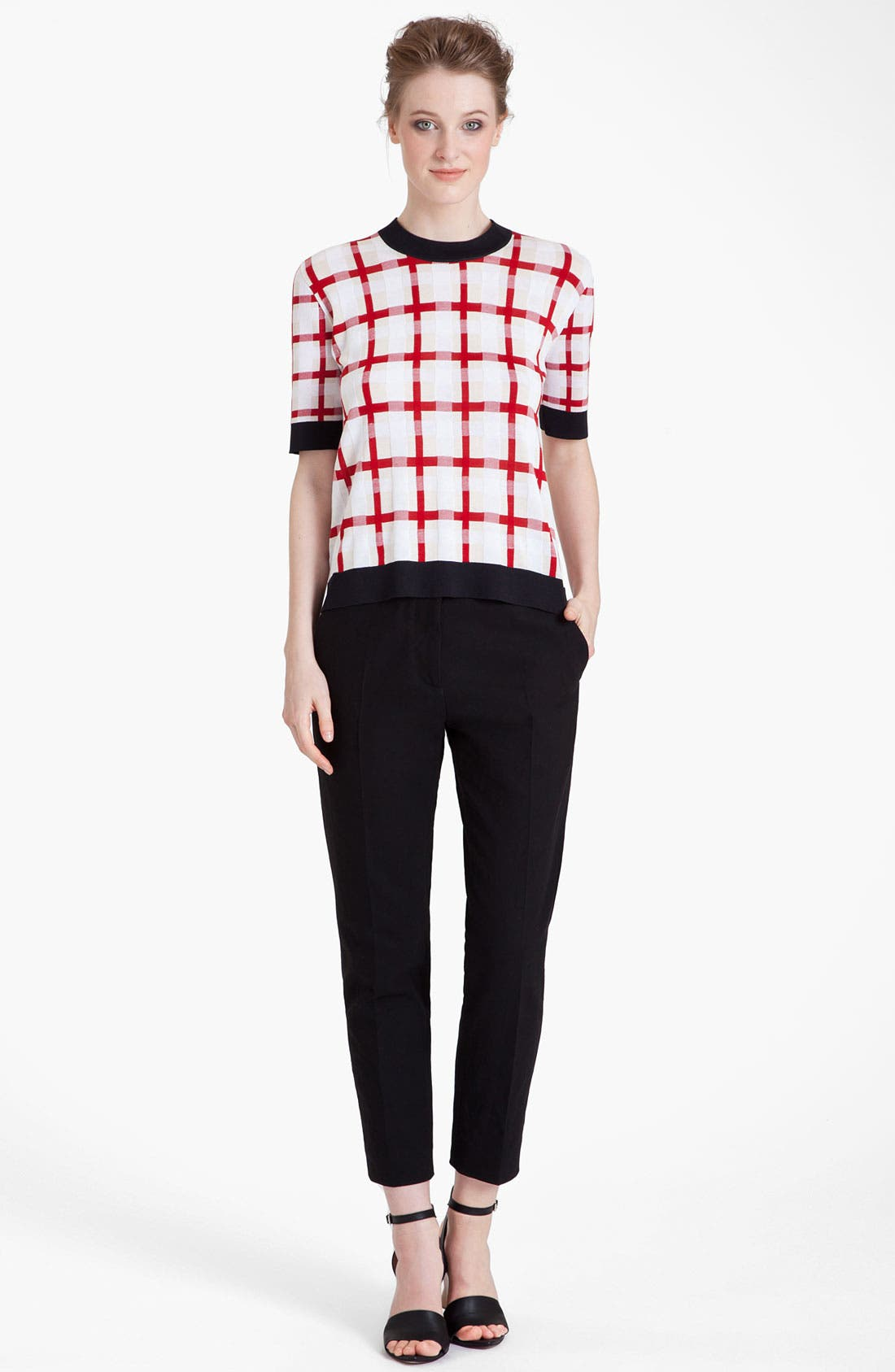 Alternate Image 4  - Marni Compact Poplin Ankle Pants