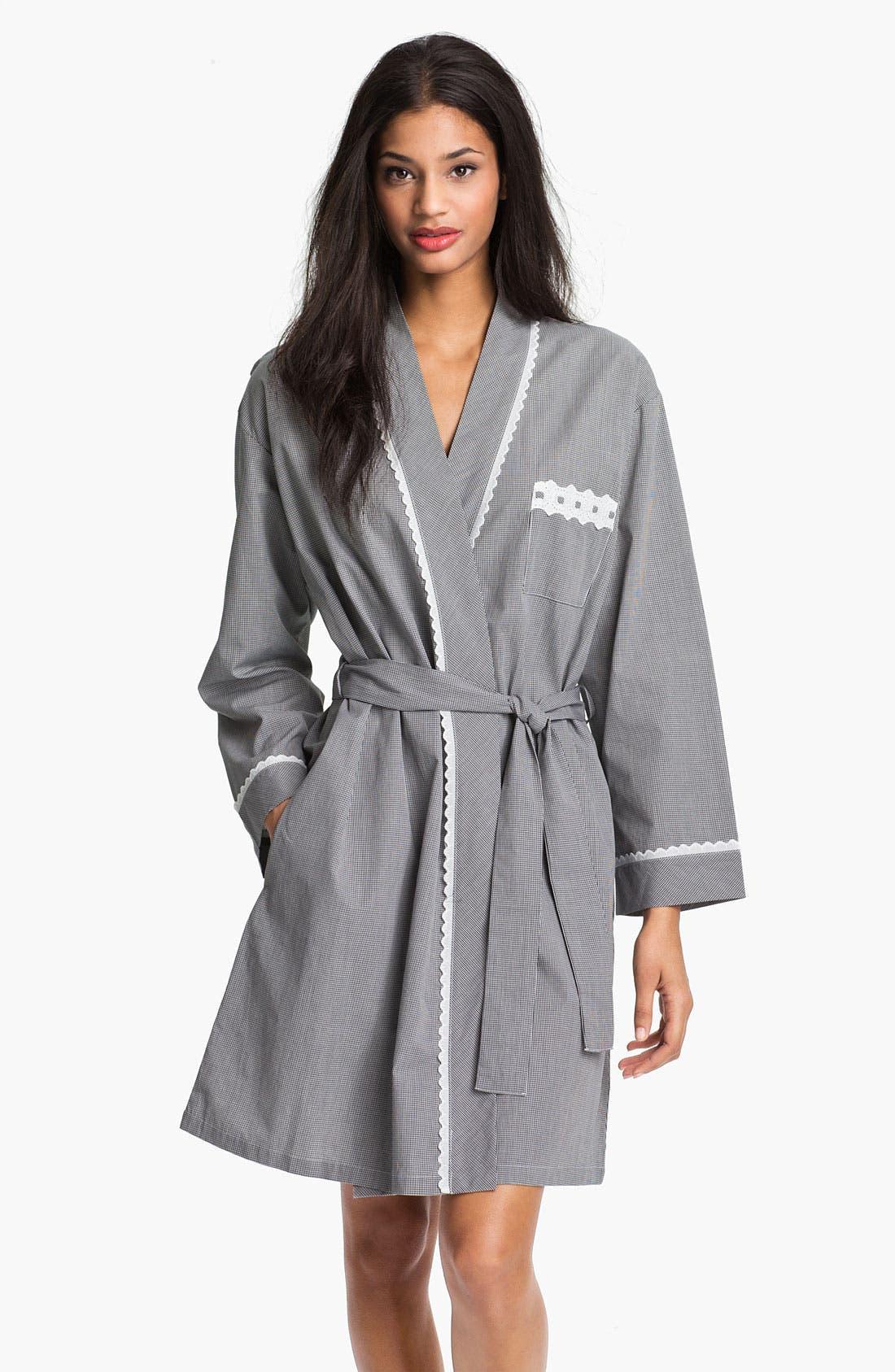 Main Image - Eileen West 'Sweet Promise' Short Robe