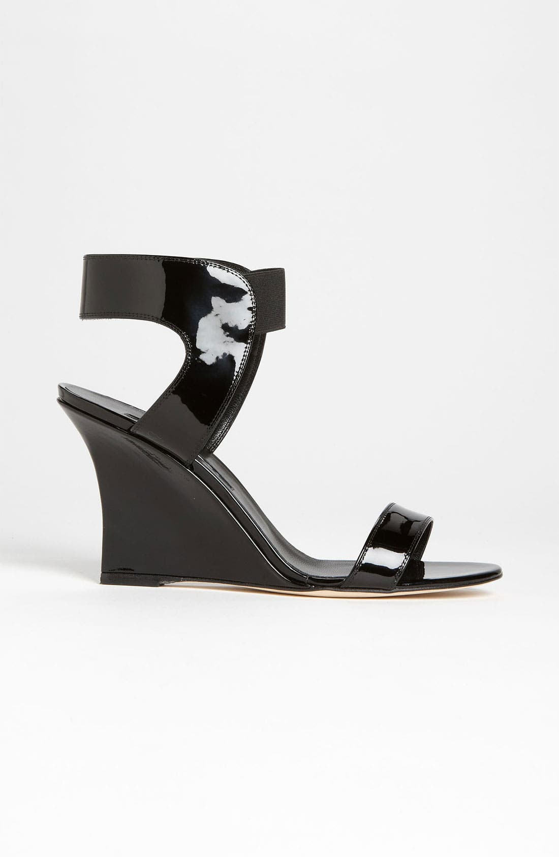 Alternate Image 4  - Manolo Blahnik 'Pepe' Wedge Sandal