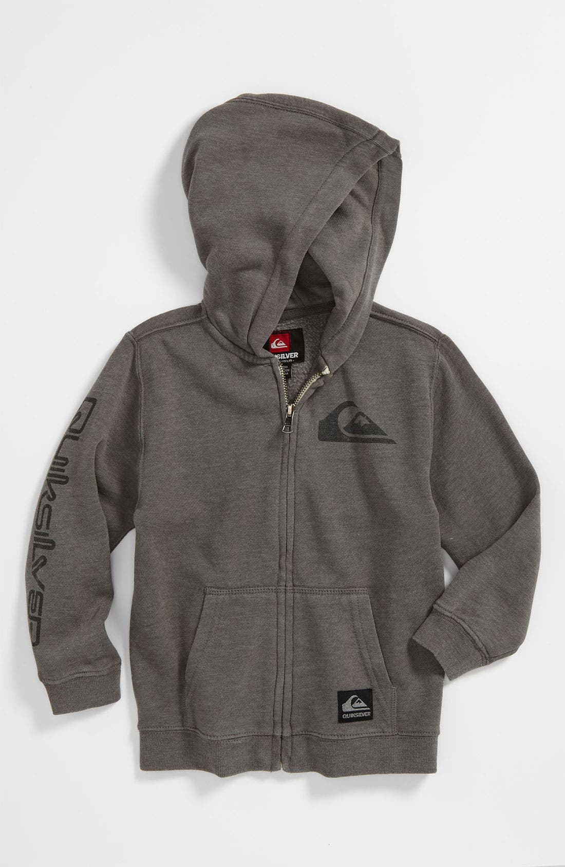 Alternate Image 1 Selected - Quiksilver 'Refresher' Hoodie (Toddler)