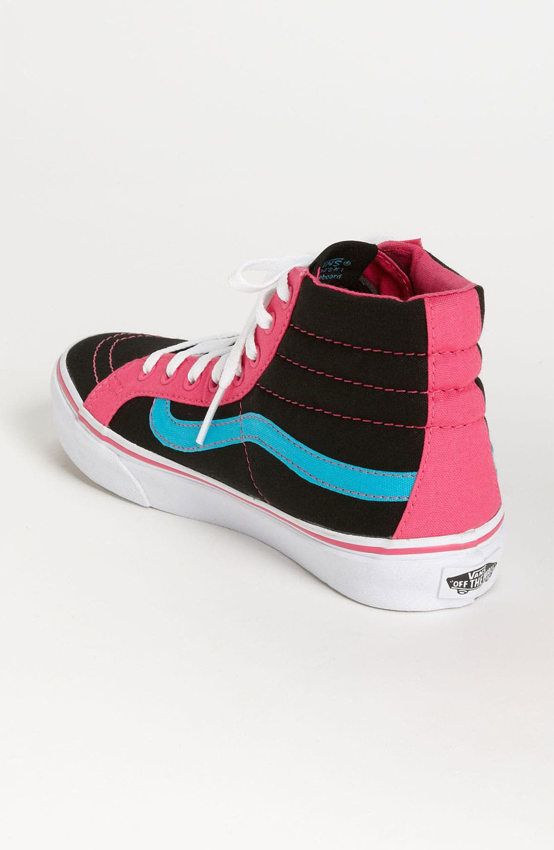 Alternate Image 2  - Vans 'Sk8-Hi - Slim Pop' Sneaker (Women)