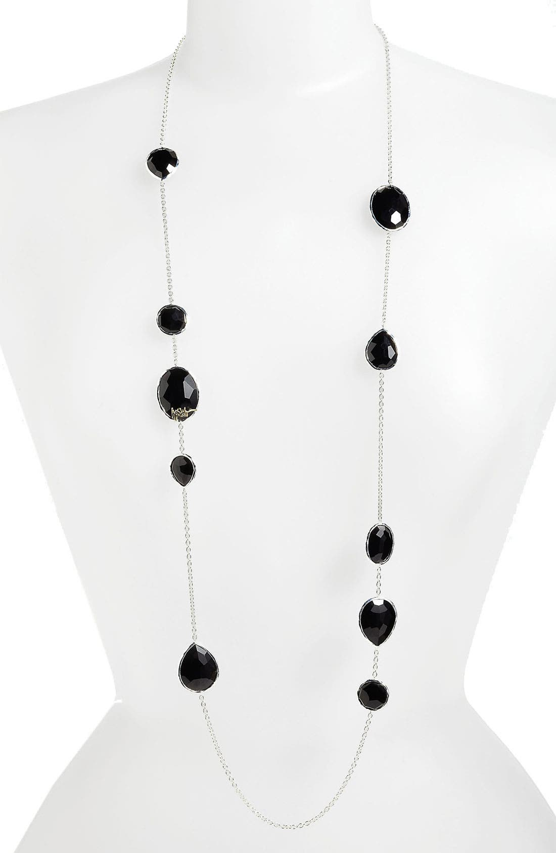 Alternate Image 1 Selected - Ippolita 'Rock Candy - Gelato' Extra Long Station Necklace