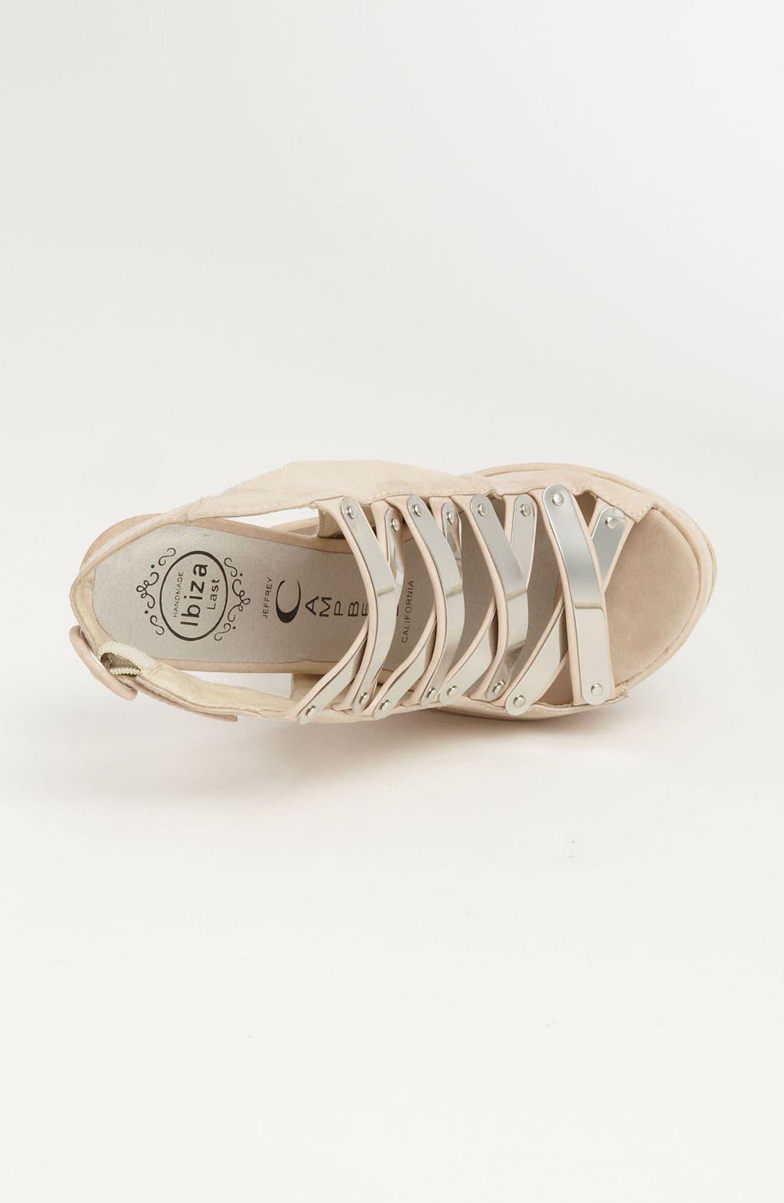 Alternate Image 3  - Jeffrey Campbell 'Giles' Sandal