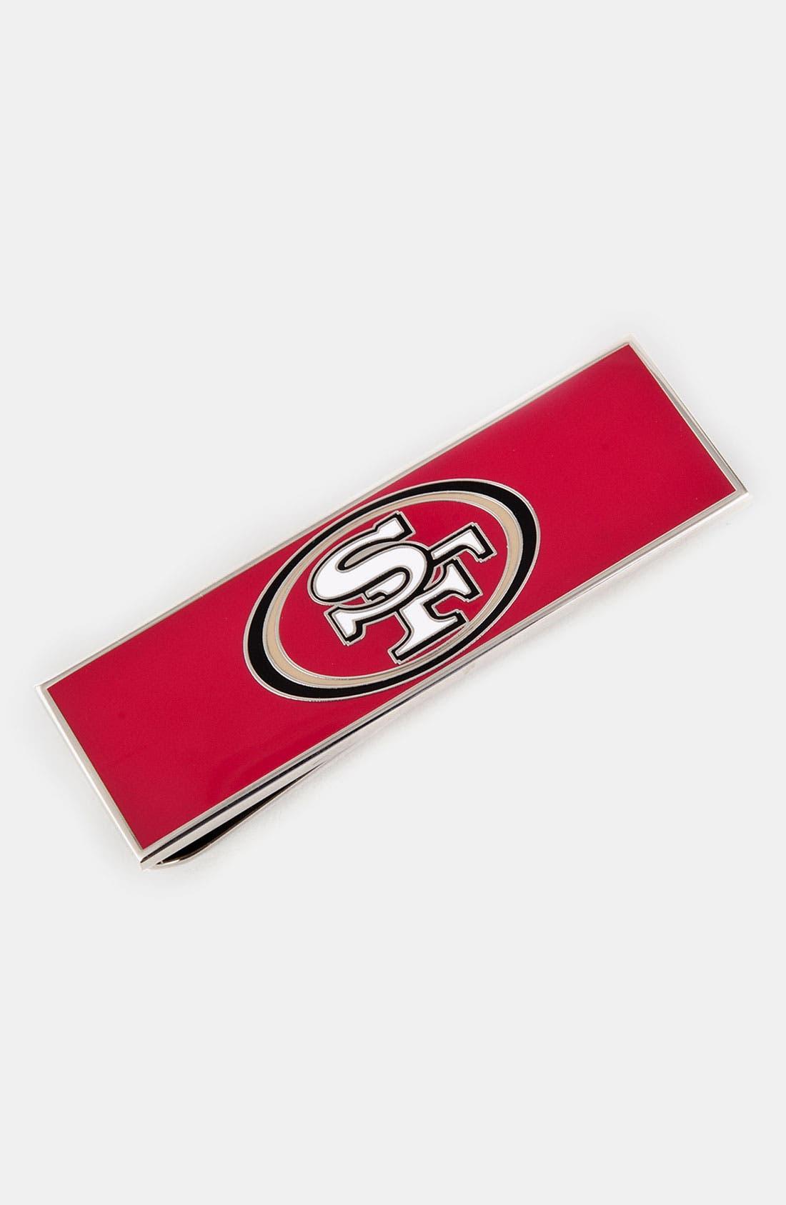 Main Image - Cufflinks, Inc. 'San Francisco 49ers' Money Clip
