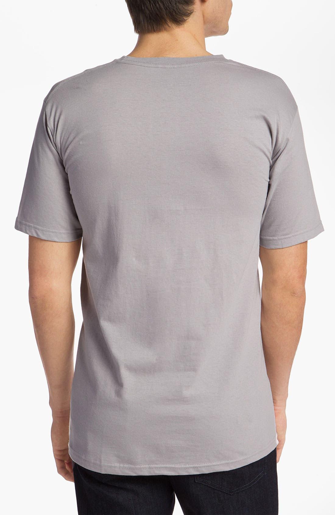 Alternate Image 2  - Ezekiel 'Striation' Slim Fit T-Shirt