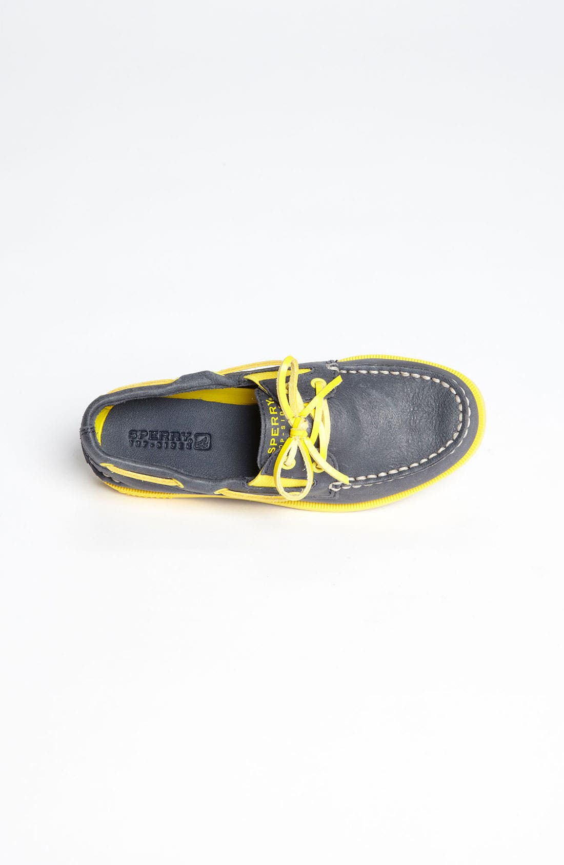 Alternate Image 3  - Sperry Top-Sider® Kids 'Authentic Original' Boat Shoe (Walker, Toddler, Little Kid & Big Kid)