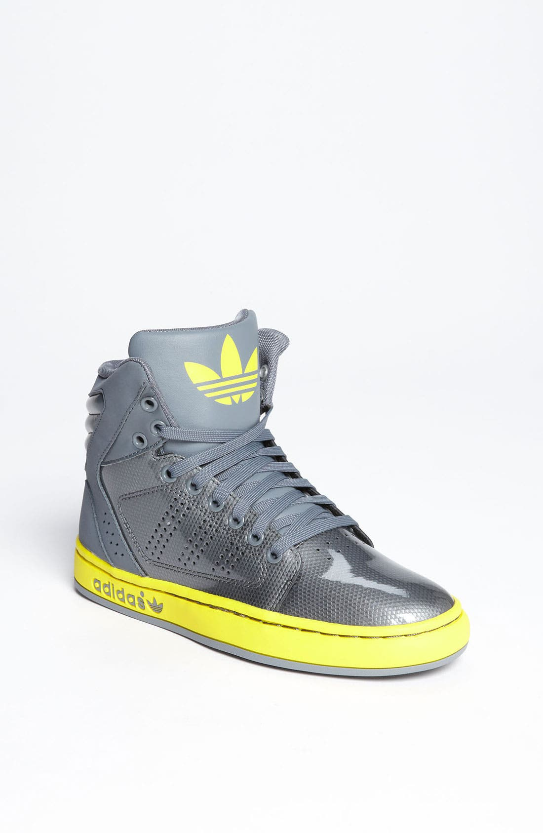 Alternate Image 1 Selected - adidas 'Adi-High' Sneaker (Big Kid)