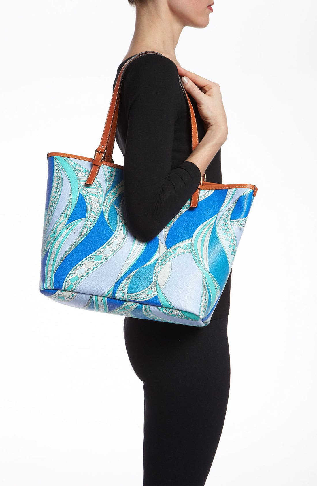 Alternate Image 2  - Emilio Pucci 'Medium' Shopper