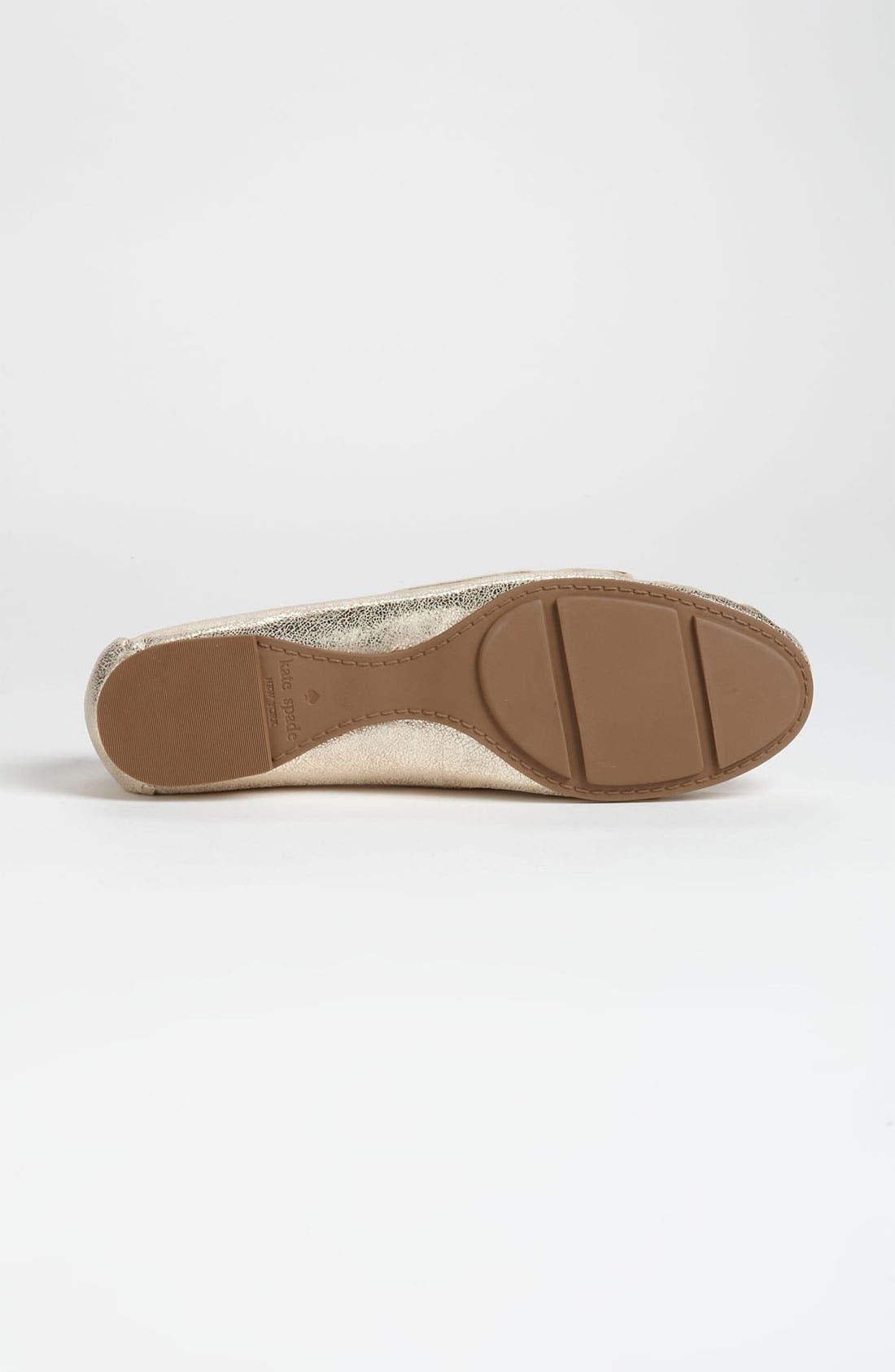 Alternate Image 4  - kate spade new york 'weekend' loafer