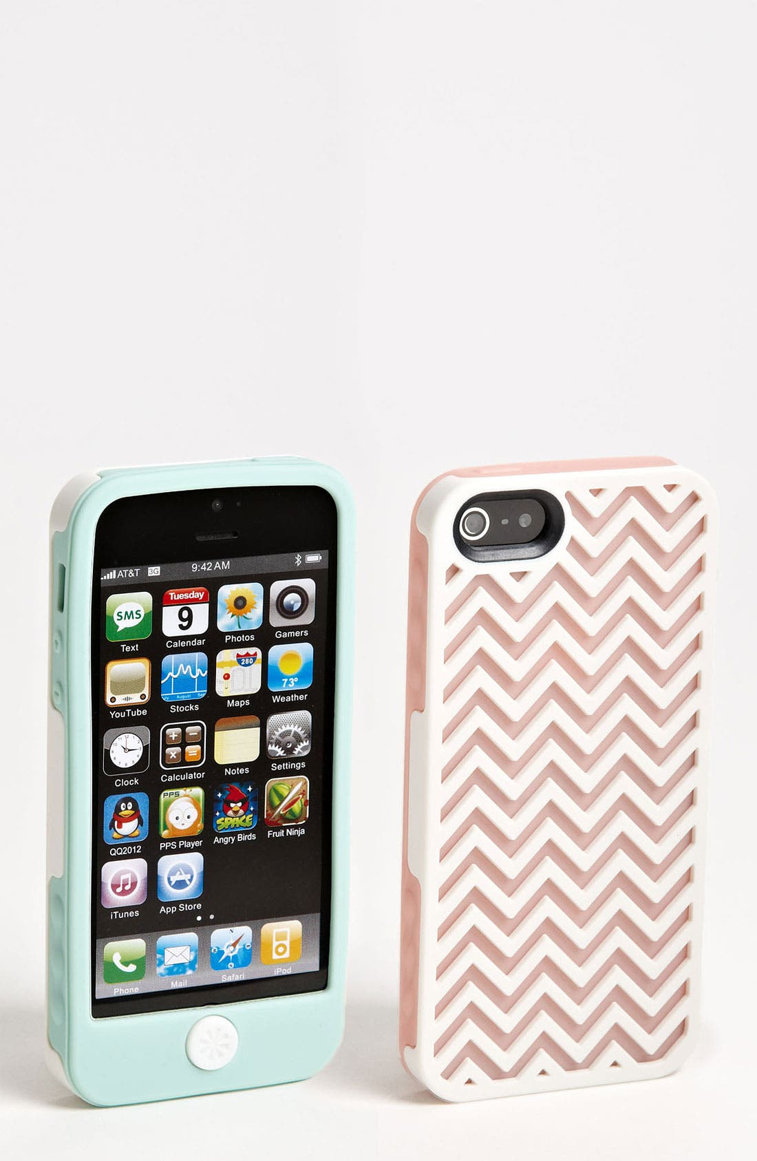 Alternate Image 1 Selected - Tech Candy iPhone 5 Silicone Case