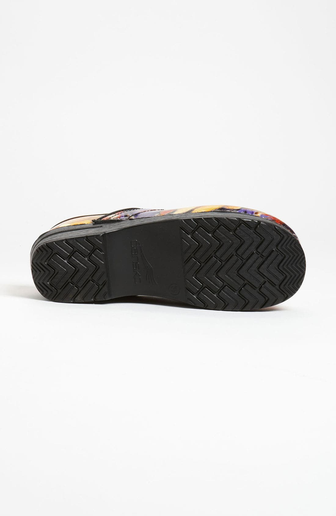 Alternate Image 4  - Dansko 'Professional - Fresco' Patent Leather Clog (Limited Edition)