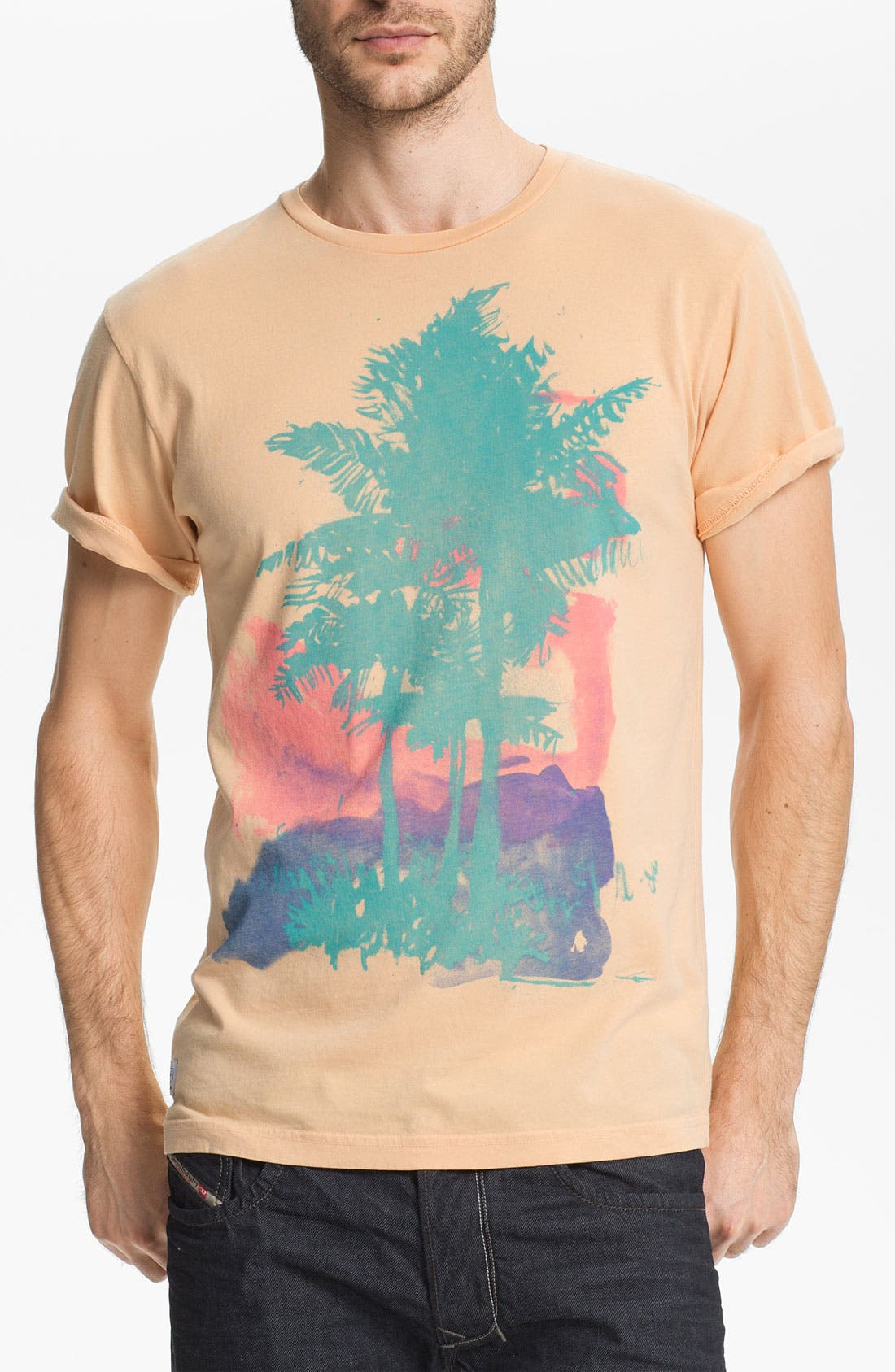 Alternate Image 1 Selected - Katin 'Chill' Graphic T-Shirt