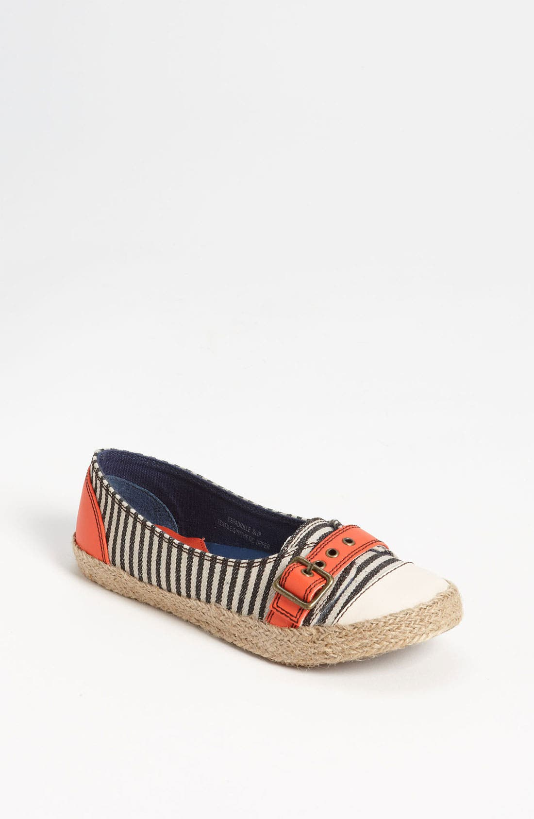 Alternate Image 1 Selected - Cole Haan Espadrille Slip-On (Little Kid & Big Kid)