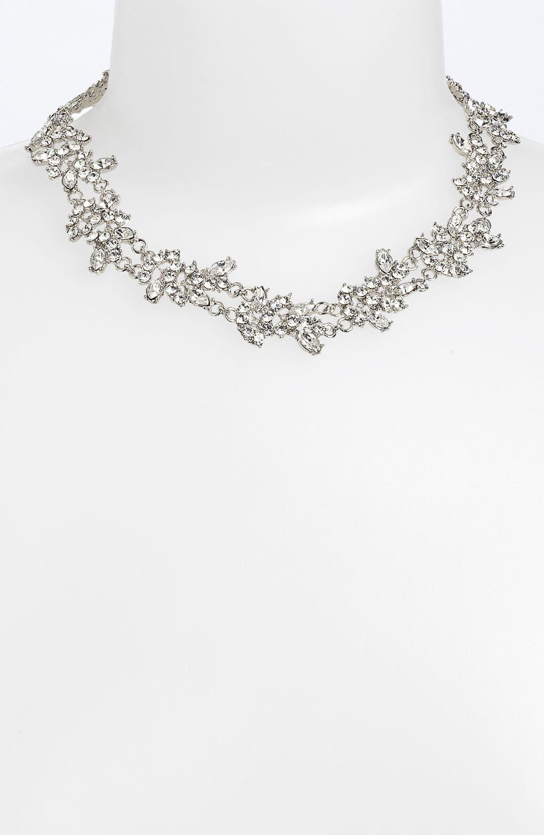 Alternate Image 1 Selected - Nina 'Geranium' Collar Necklace