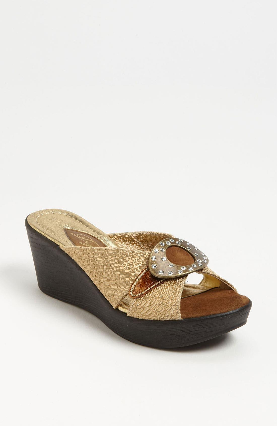 Alternate Image 1 Selected - Dezario 'Pepi' Sandal