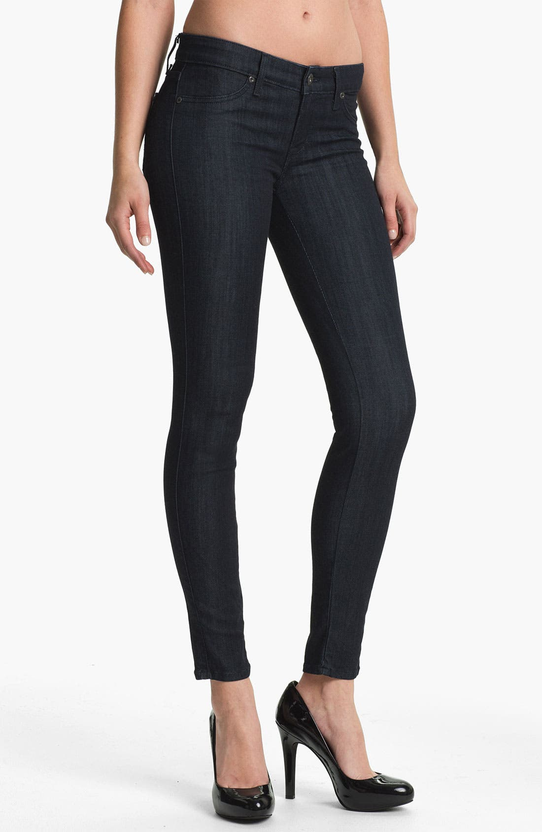 Alternate Image 1 Selected - Rich & Skinny 'Legacy' Skinny Jeans (Indigo Rinse)