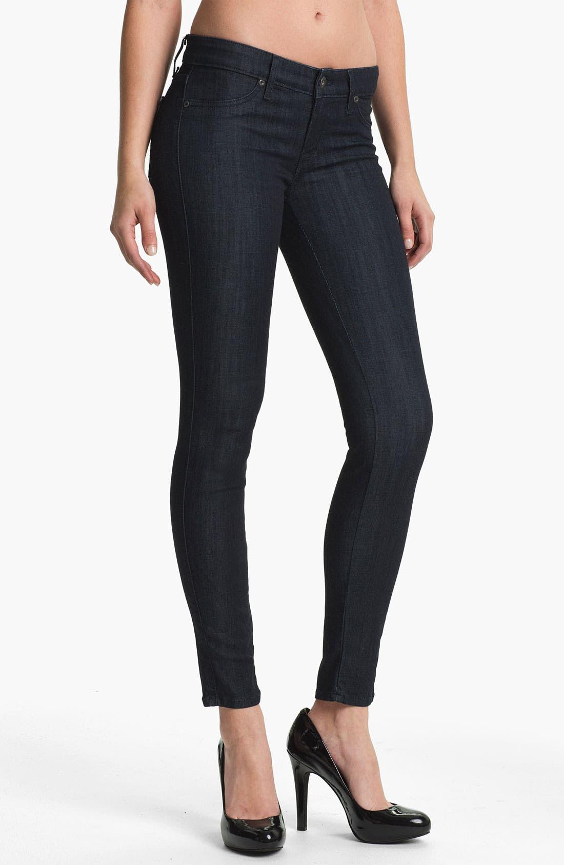 Alternate Image 1 Selected - Rich & Skinny 'Legacy' Skinny Jeans (Indigo Rinse)