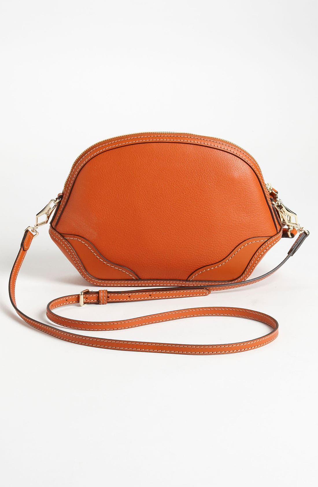 Alternate Image 4  - Burberry 'Classic Grainy' Leather Crossbody Bag