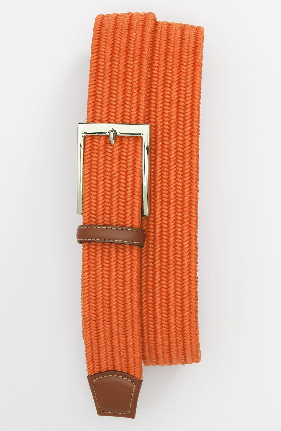 Main Image - Torino Belts Cotton Belt