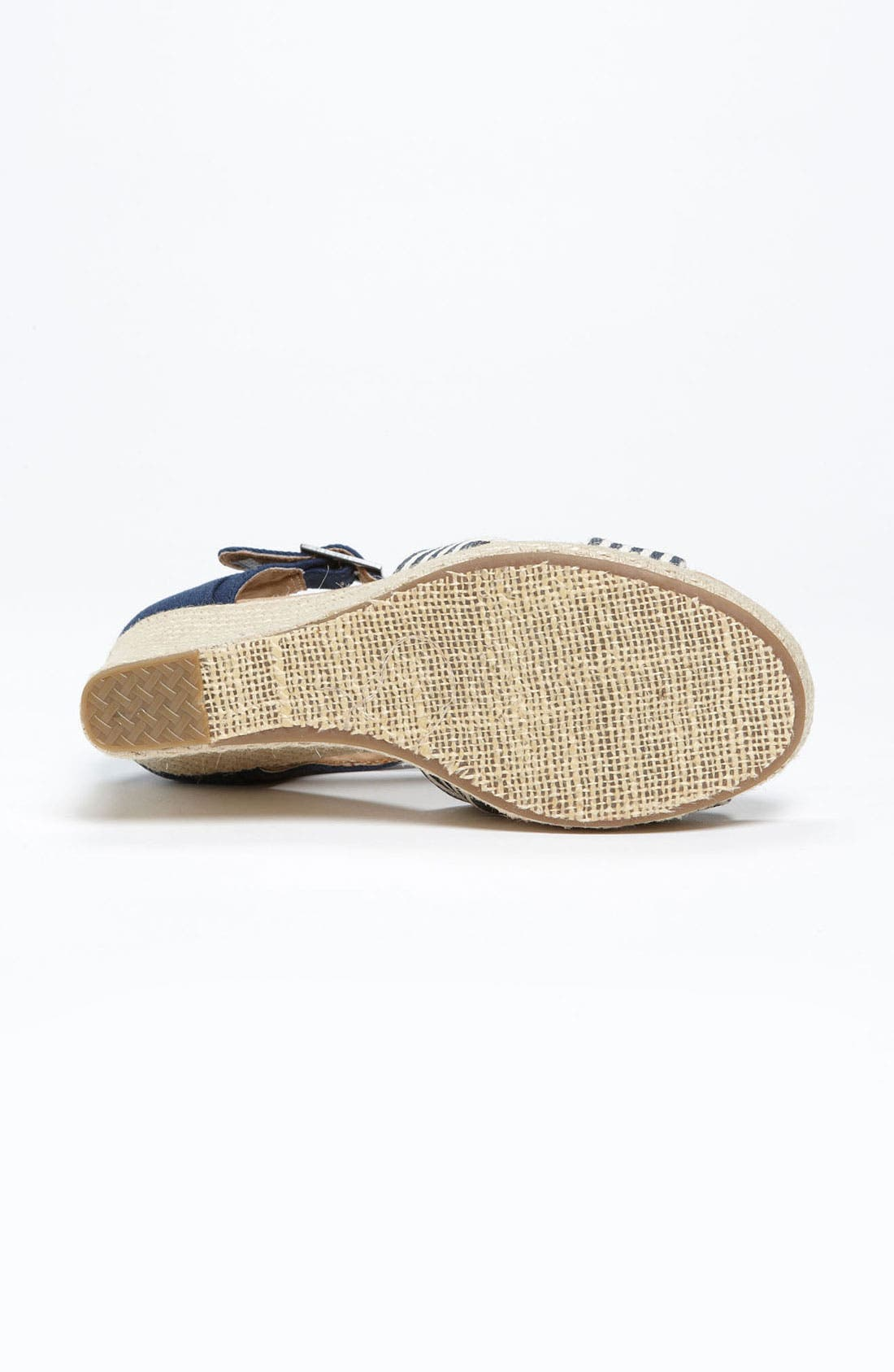 Alternate Image 4  - TOMS 'University Stripe' Sandal