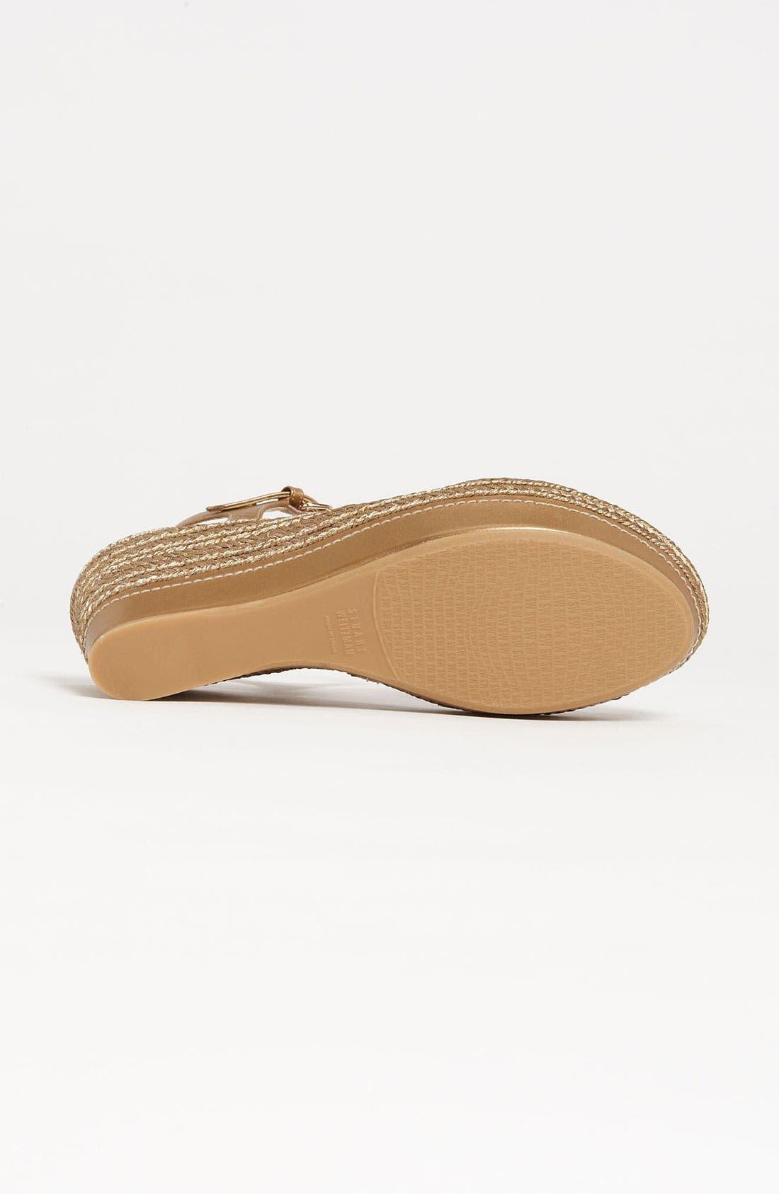 Alternate Image 4  - Stuart Weitzman 'Flatty' Sandal