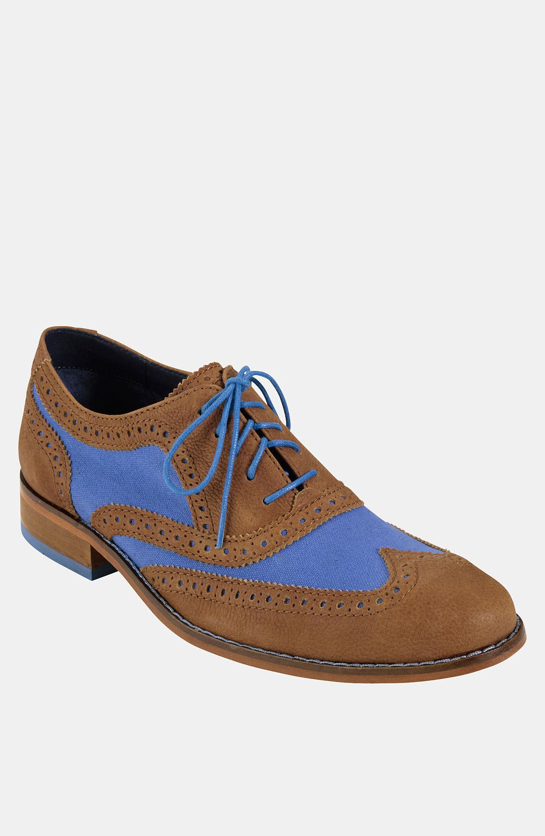 Alternate Image 1 Selected - Cole Haan 'Air Colton' Spectator Shoe