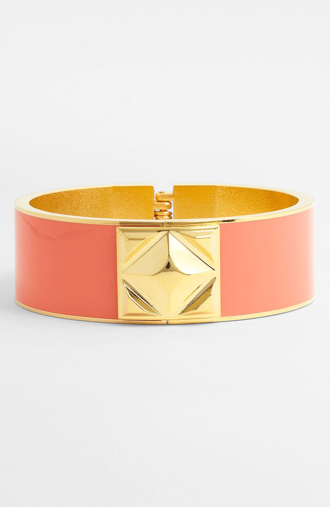 Alternate Image 1 Selected - Vince Camuto Hinged Bangle