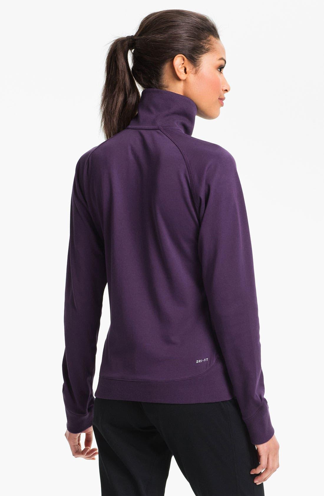 Alternate Image 2  - Nike 'All Time' Dri-FIT Jacket