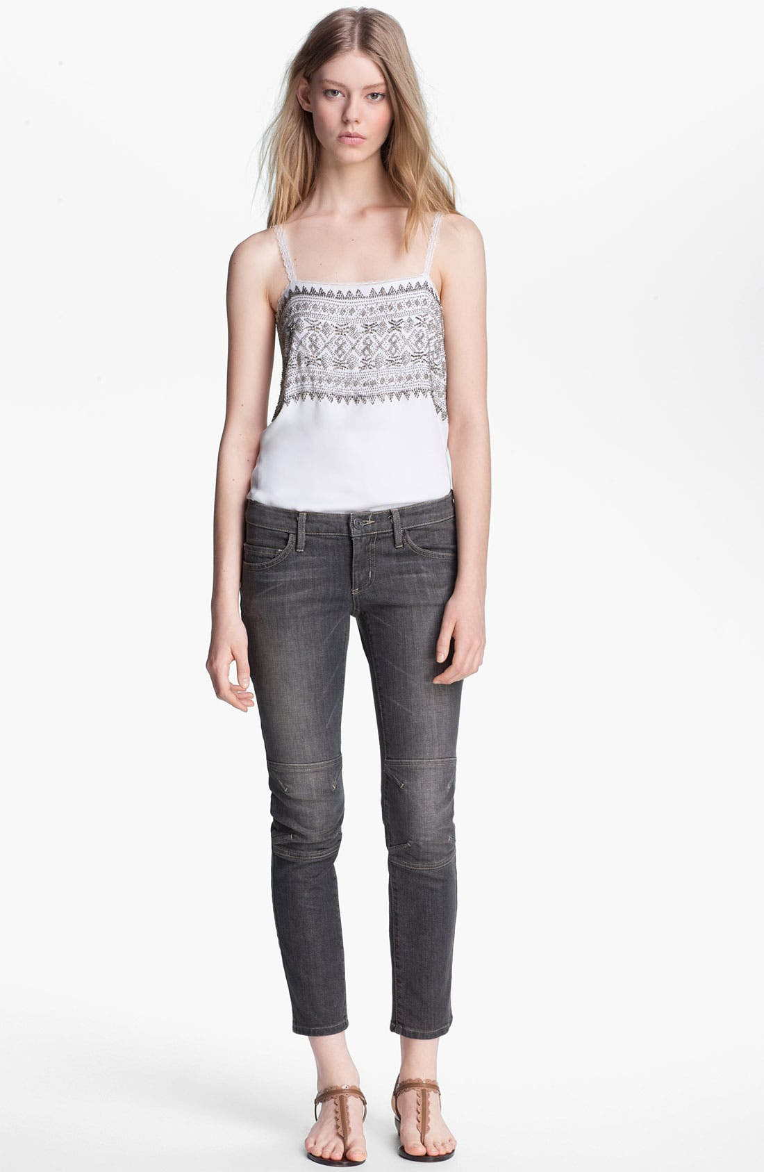 Main Image - L'AGENCE Beaded Camisole