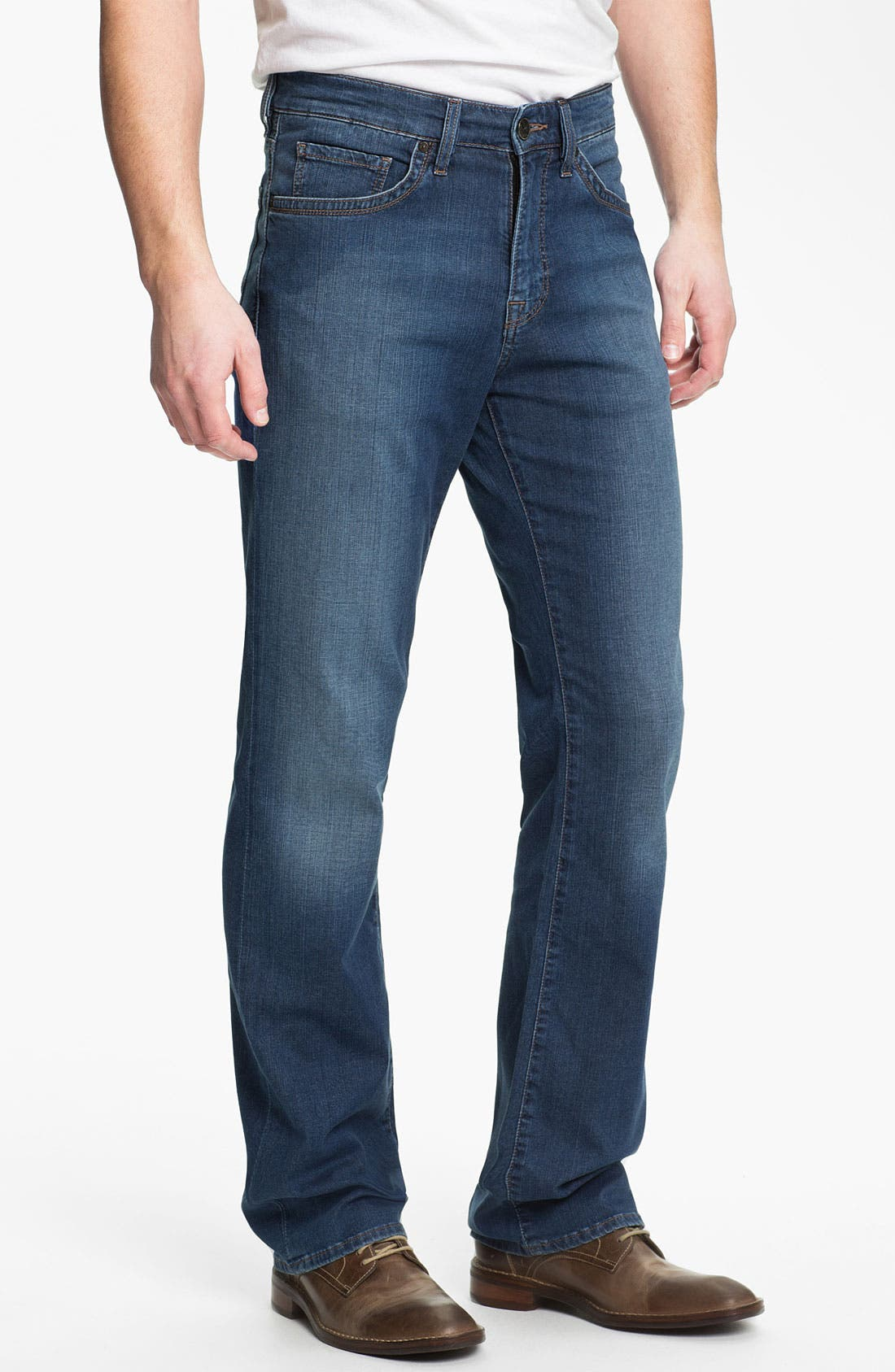 Alternate Image 1 Selected - 34 Heritage 'Confidence' Relaxed Leg Jeans (Mid Cashmere) (Online Only)