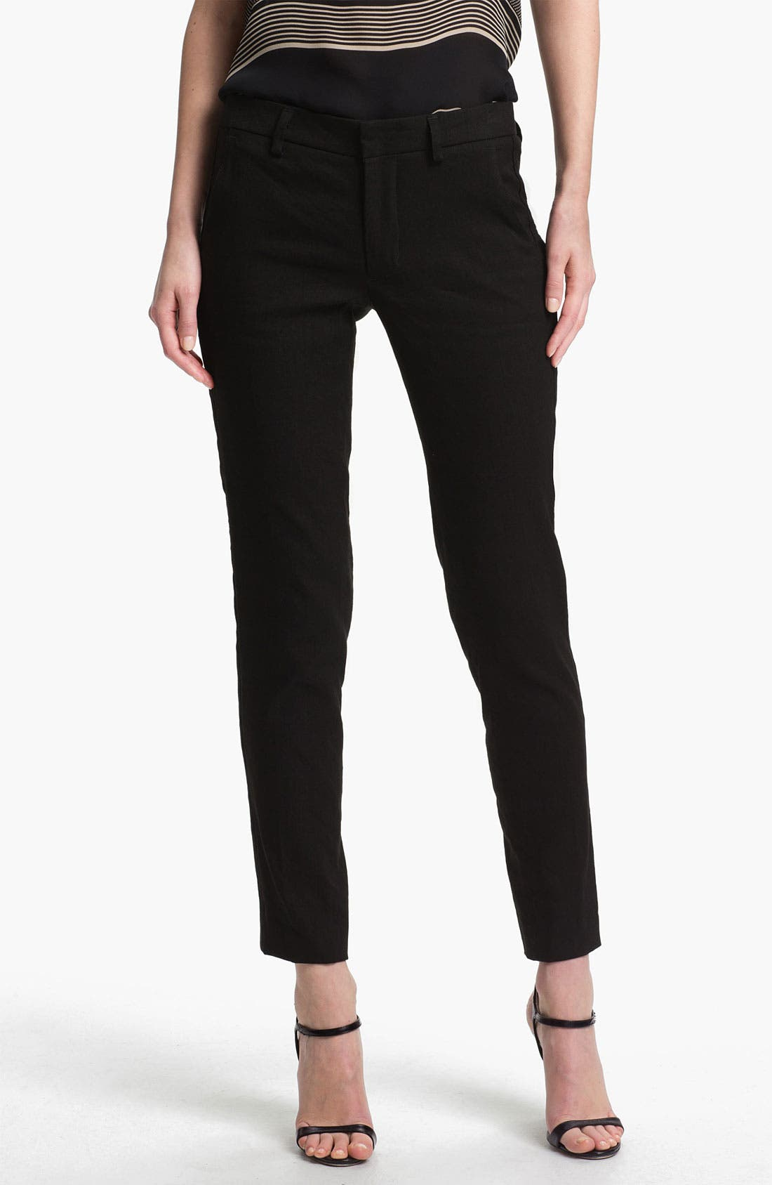 Main Image - Vince 'Strapping' Stretch Wool Pants