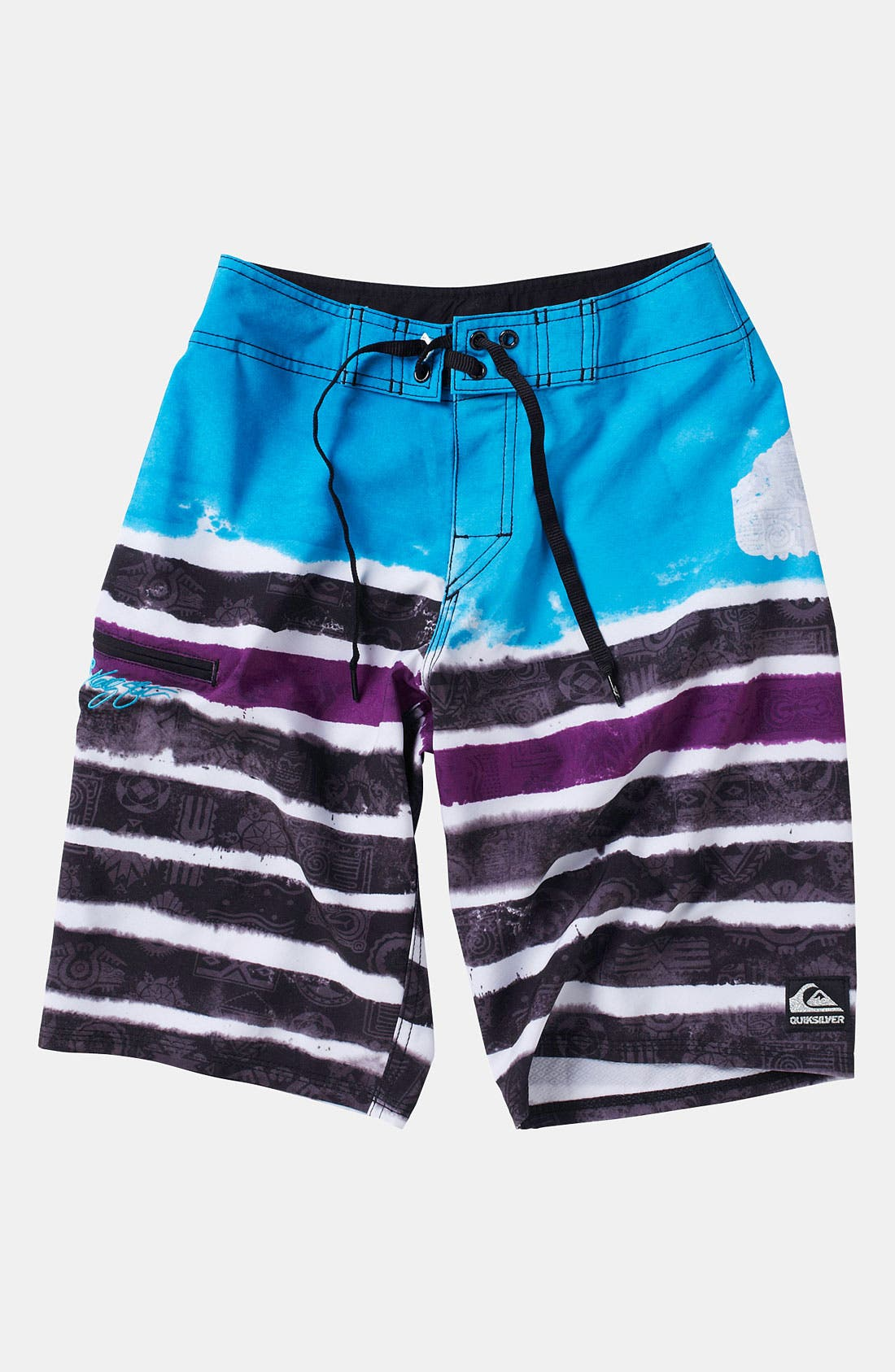 Main Image - Quiksilver 'Cypher Kelly' Board Shorts (Toddler)