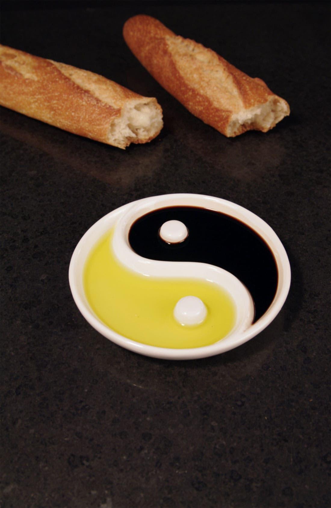 Alternate Image 2  - Ceramic 'Zen' Dipping Bowl