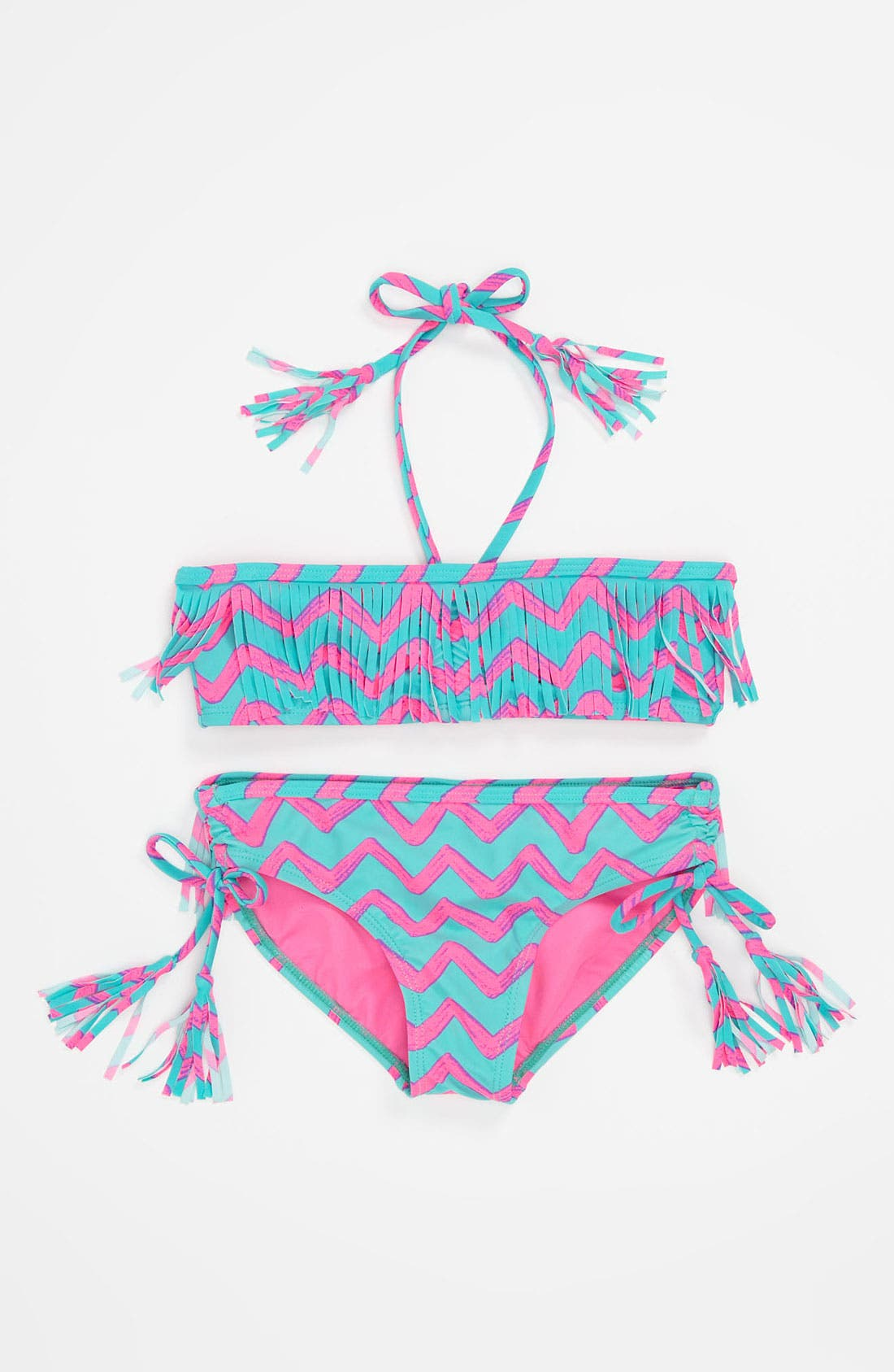 Main Image - Billabong Two Piece Swimsuit (Big Girls)