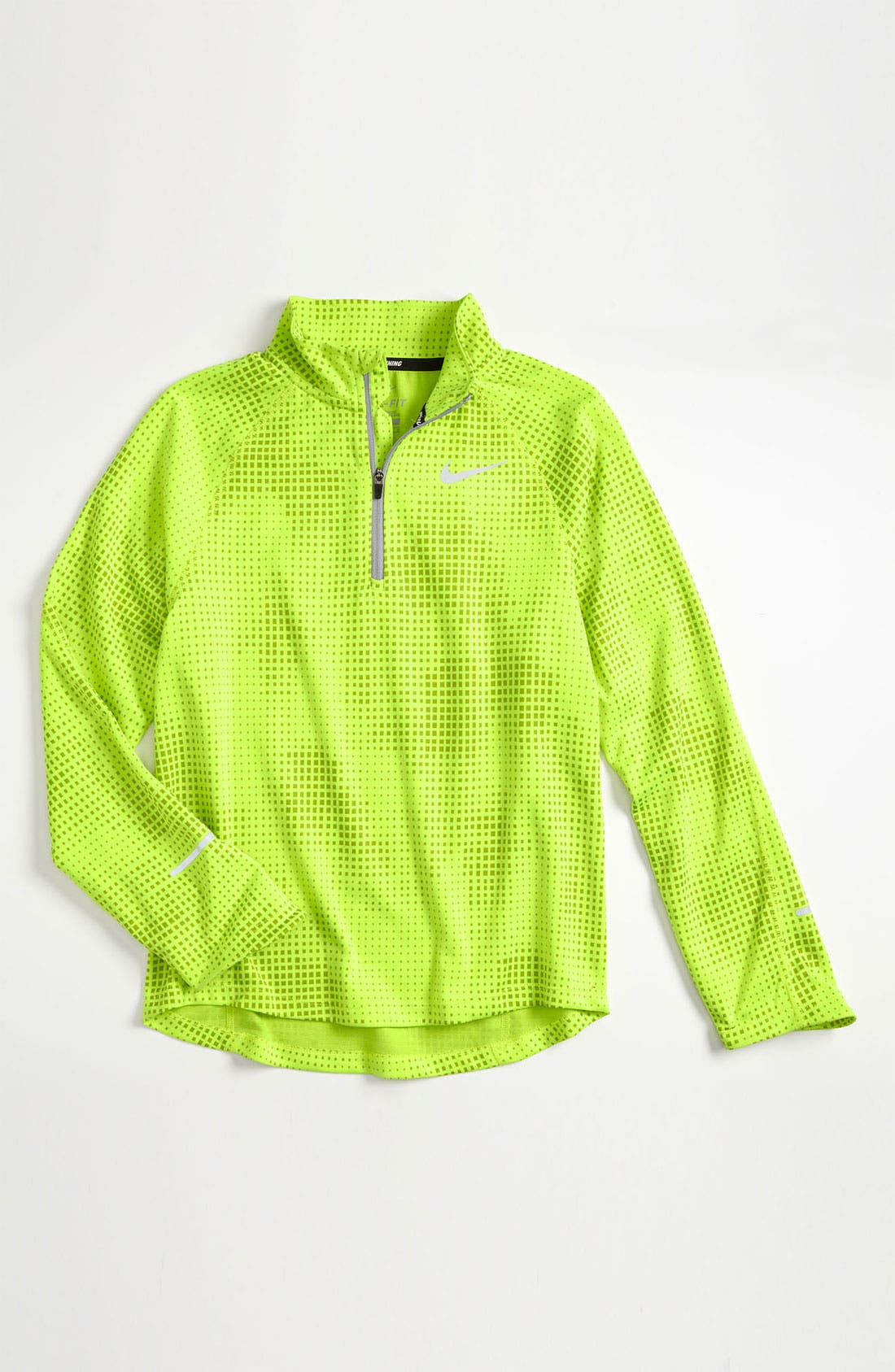 Alternate Image 1 Selected - Nike 'Element' Half Zip Pullover (Big Boys)