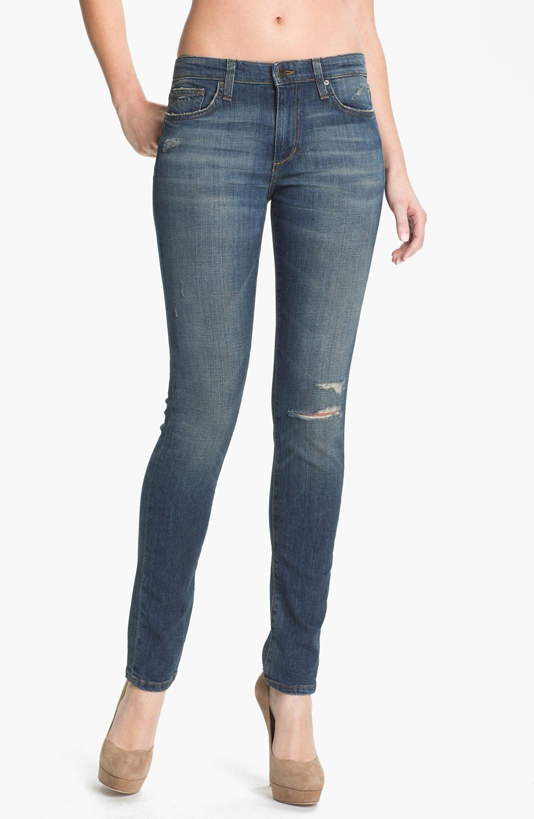 Alternate Image 1 Selected - Joe's 'Vintage Reserve' Skinny Stretch Jeans (Erika)