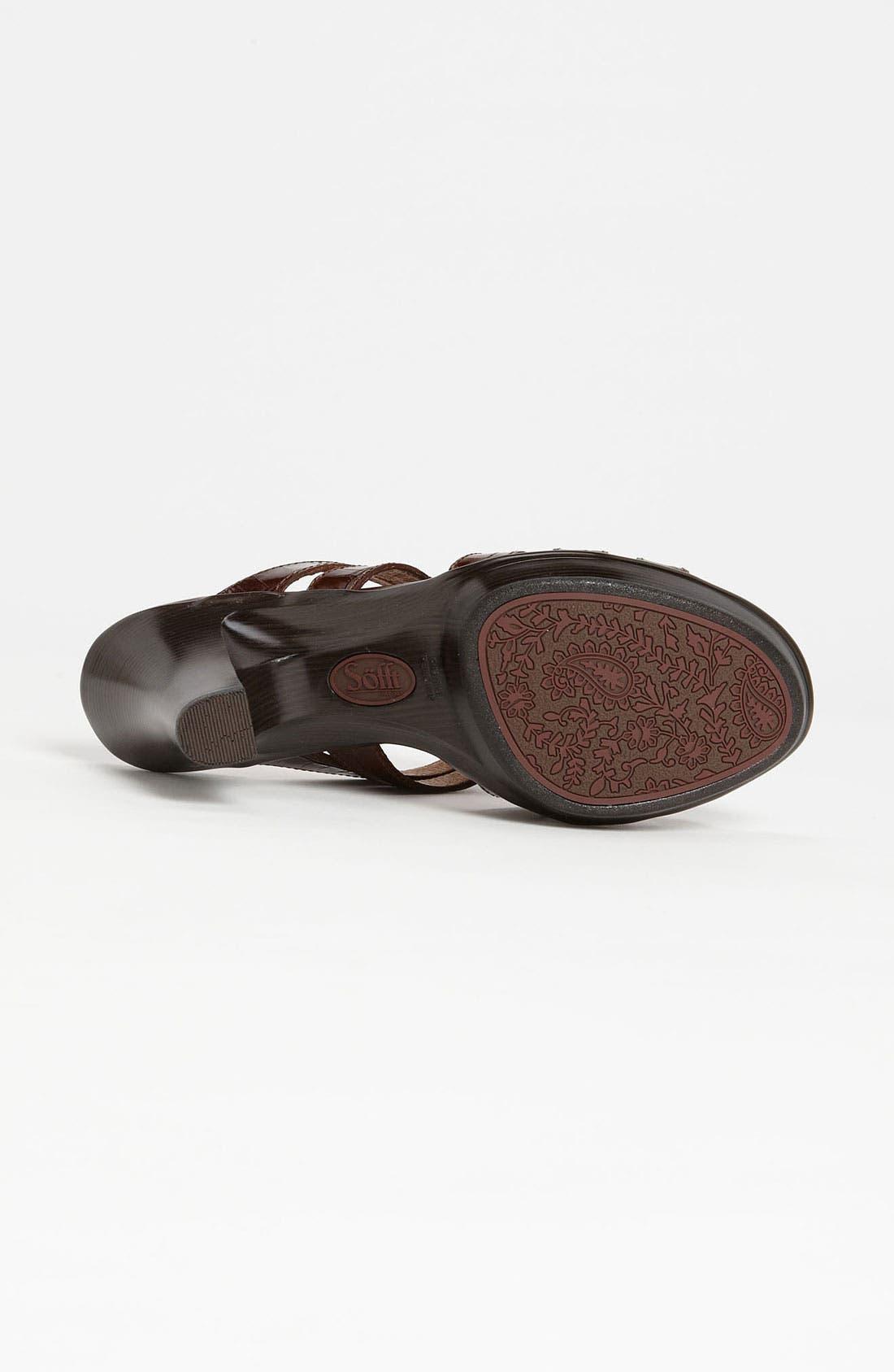 Alternate Image 4  - Söfft 'Pascale' Sandal